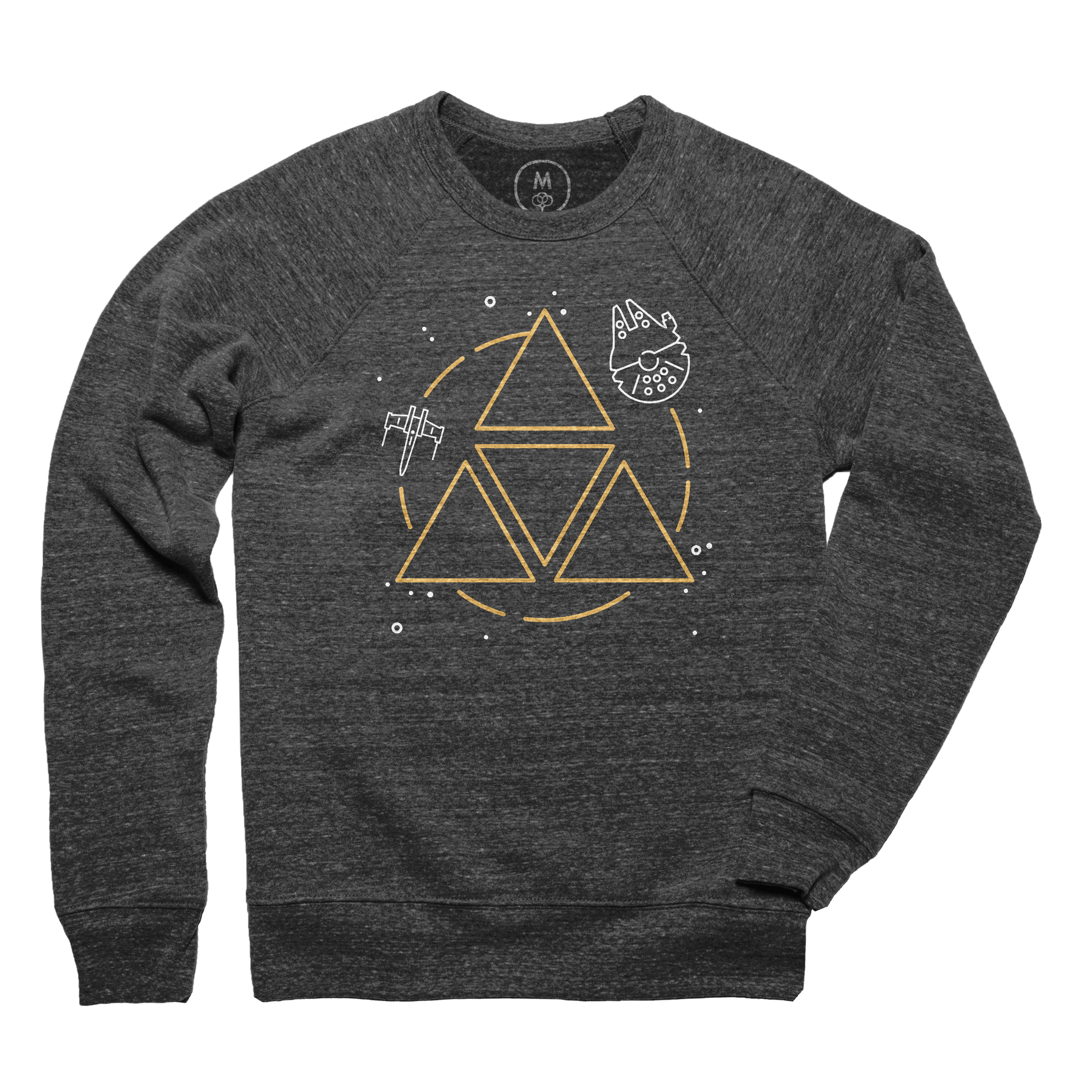 May The Force Be With You Pullover Crewneck