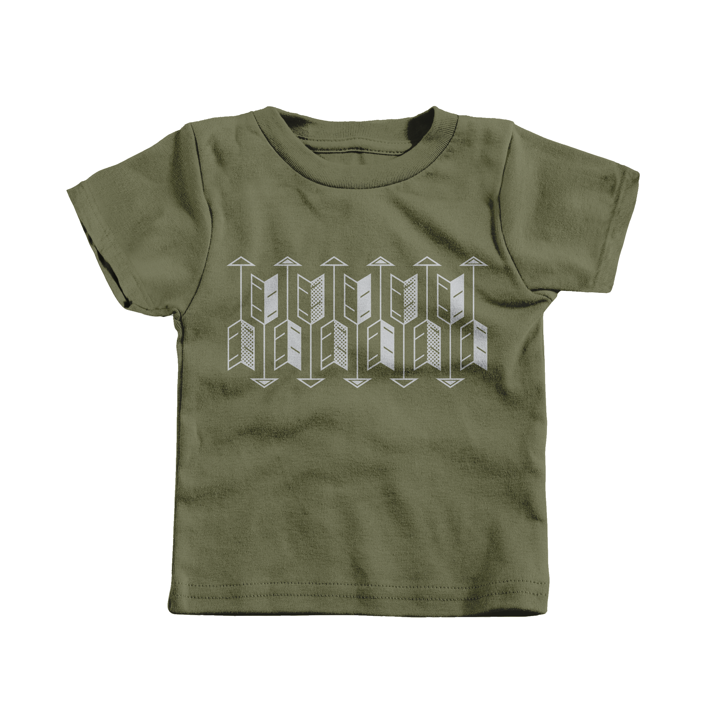 A Quiver Full Military Green (Infant)
