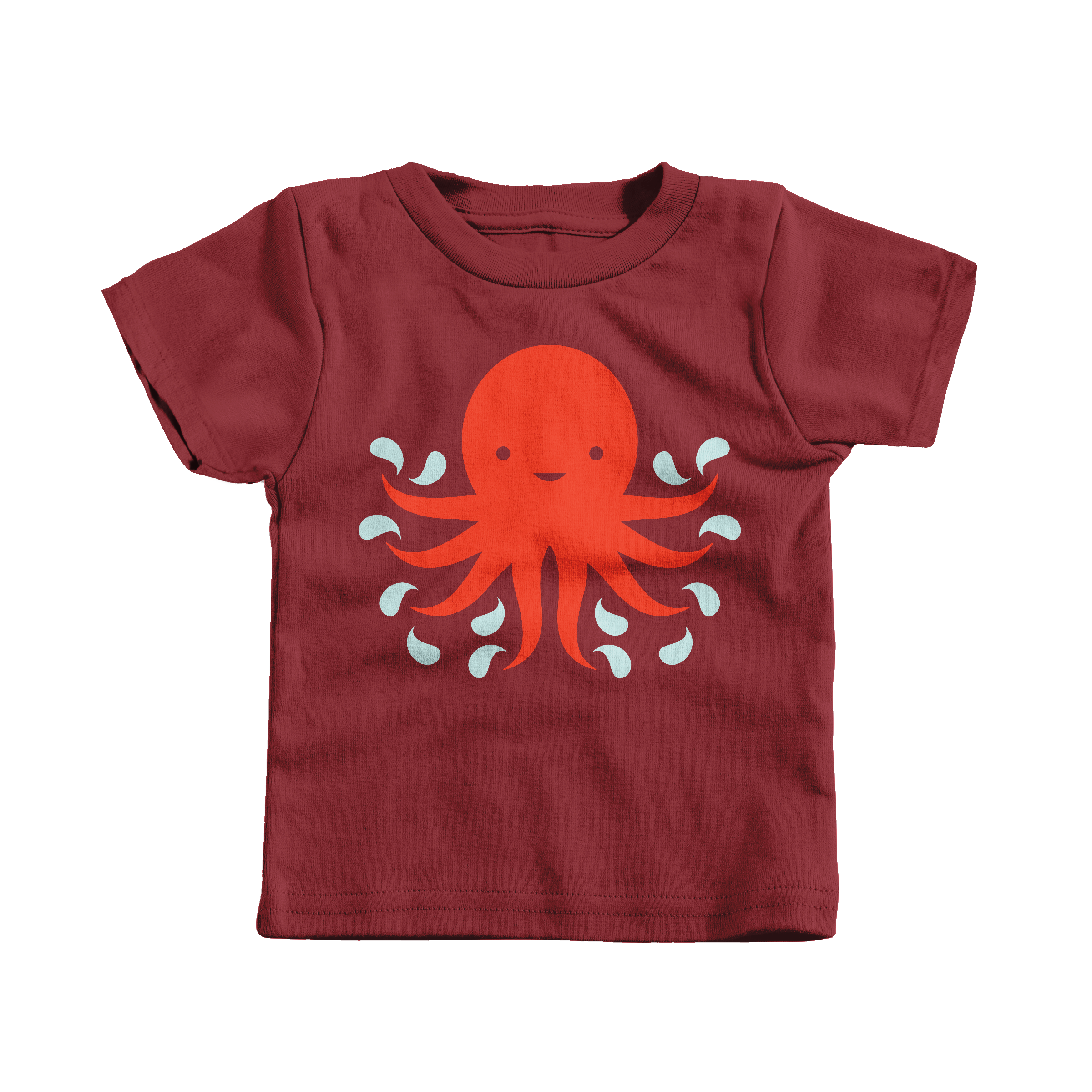 Splish Splash Garnet (T-Shirt)