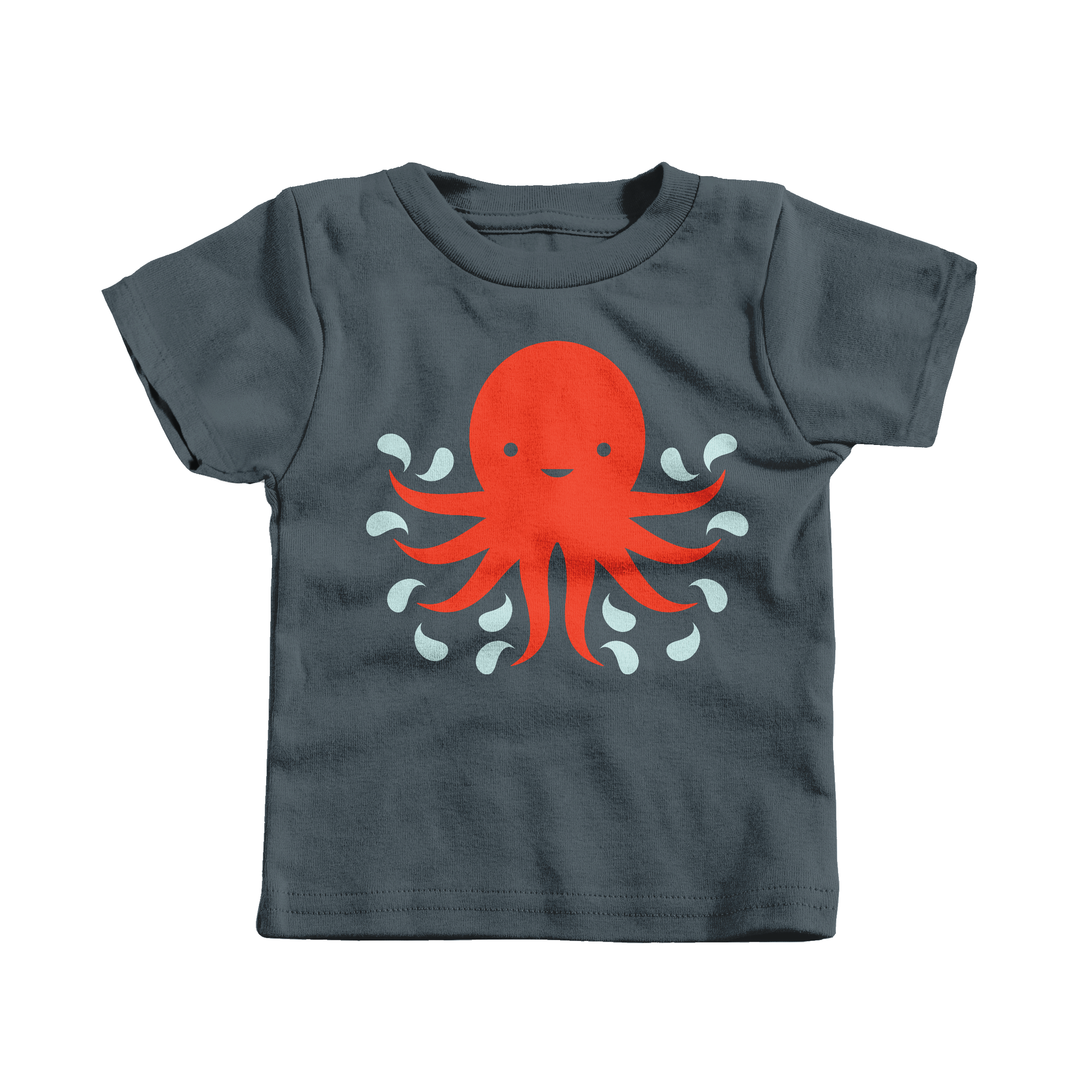 Splish Splash Charcoal (T-Shirt)