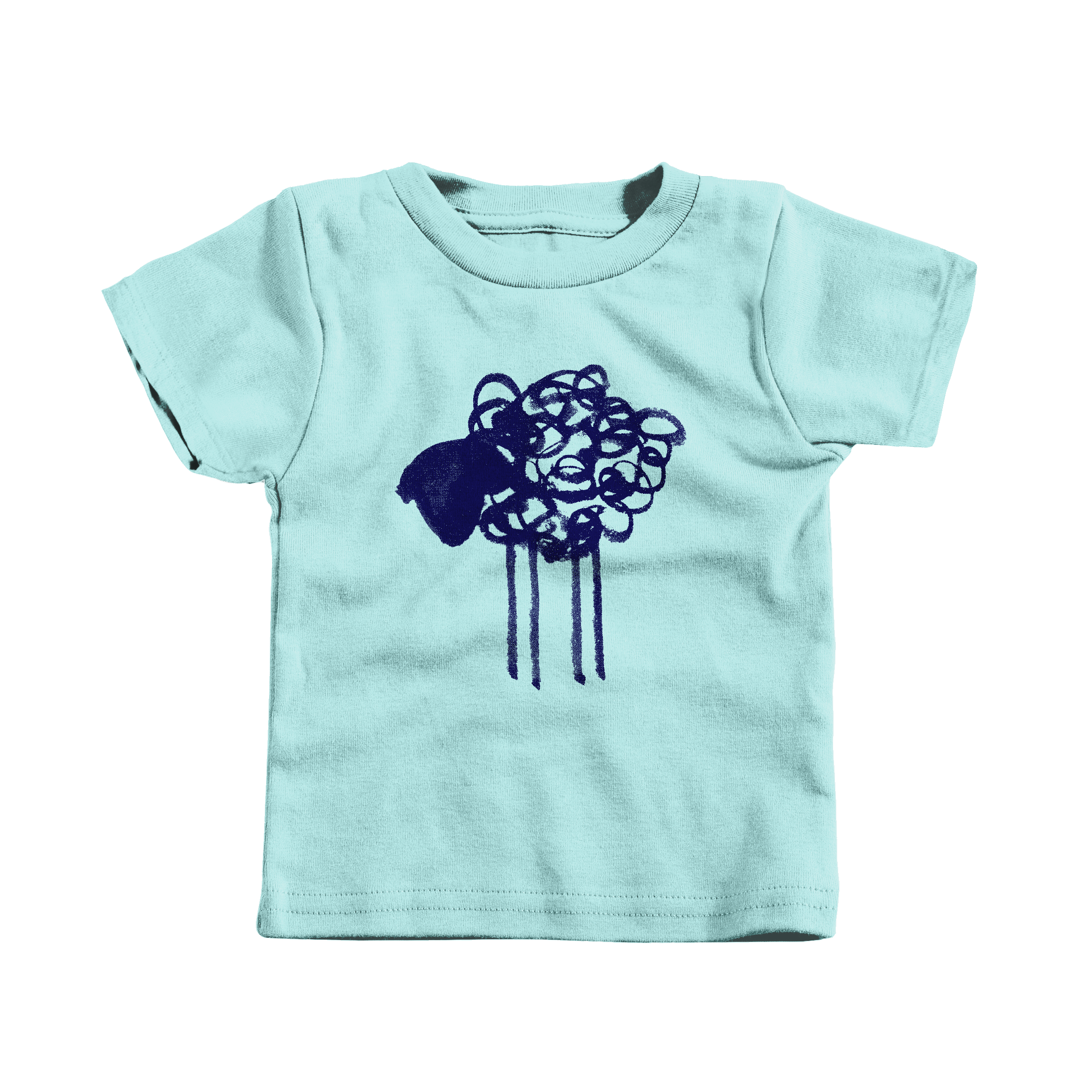 Scribble Sheep Chill (T-Shirt)