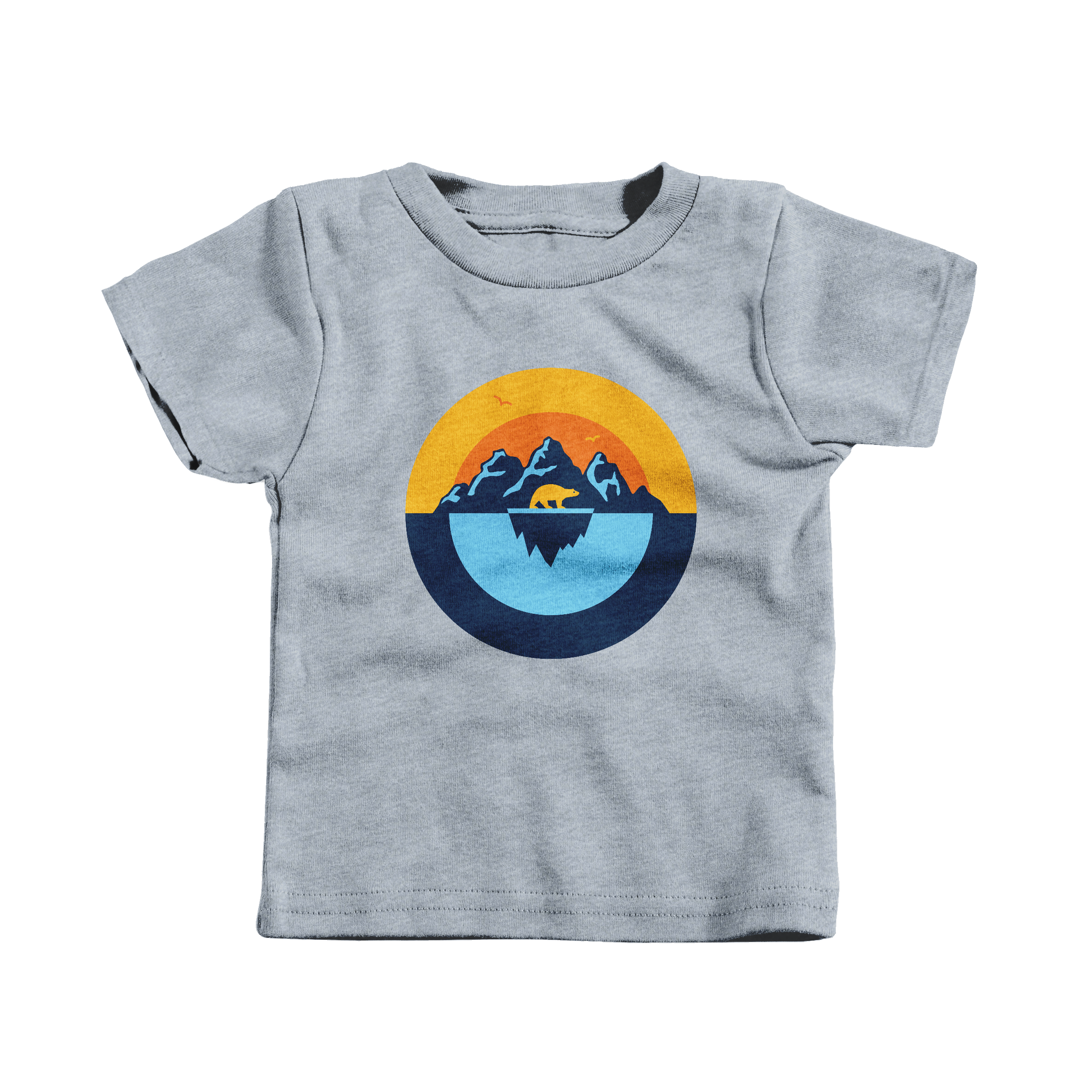 The Environmentalist Heather Grey (Infant)