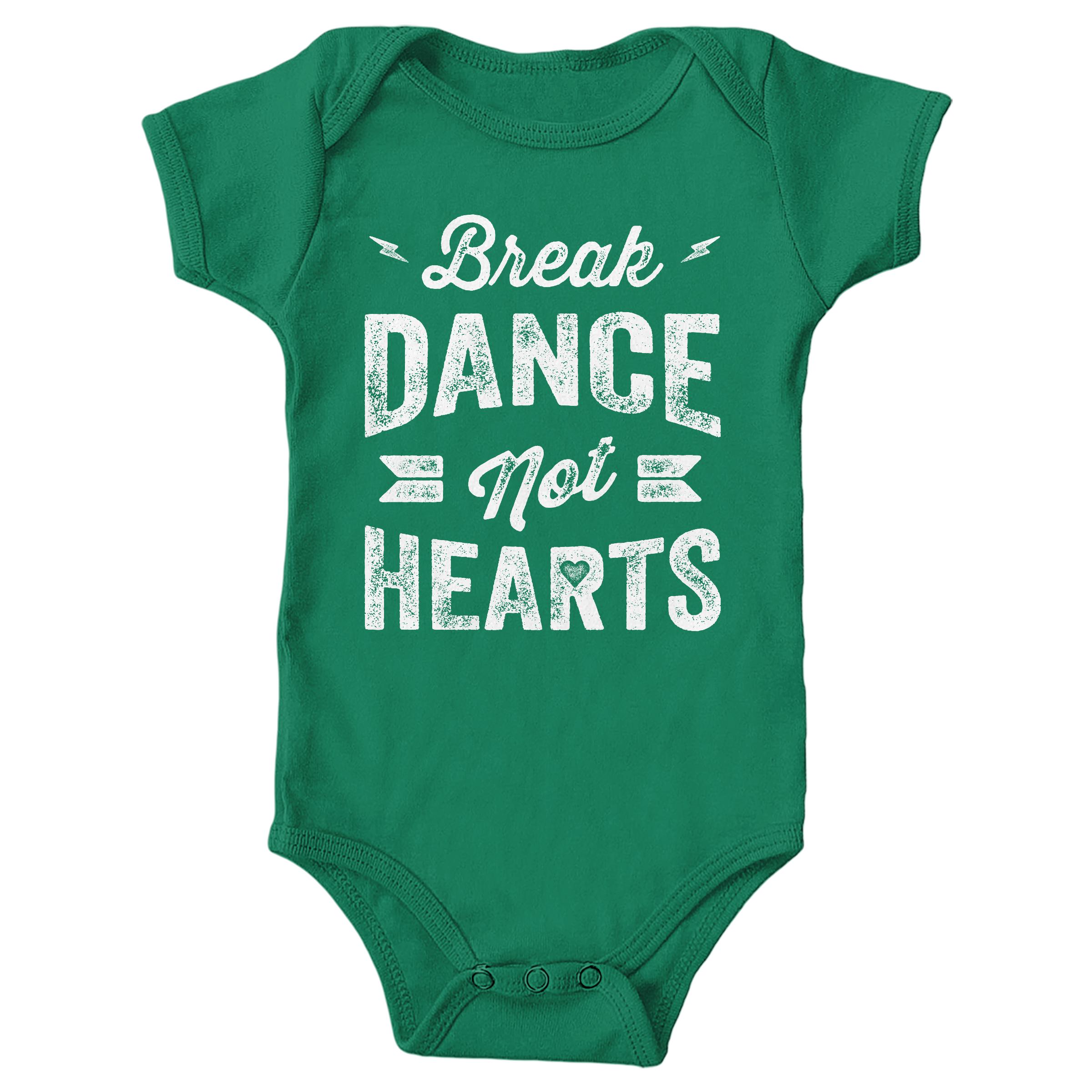 Break Dance, Not Hearts Kelly (Onesie)