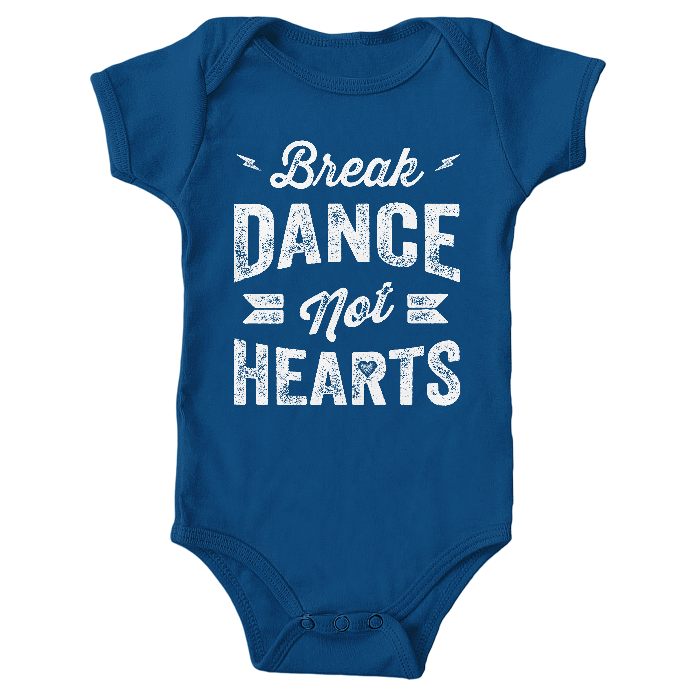 Break Dance, Not Hearts Royal (Onesie)
