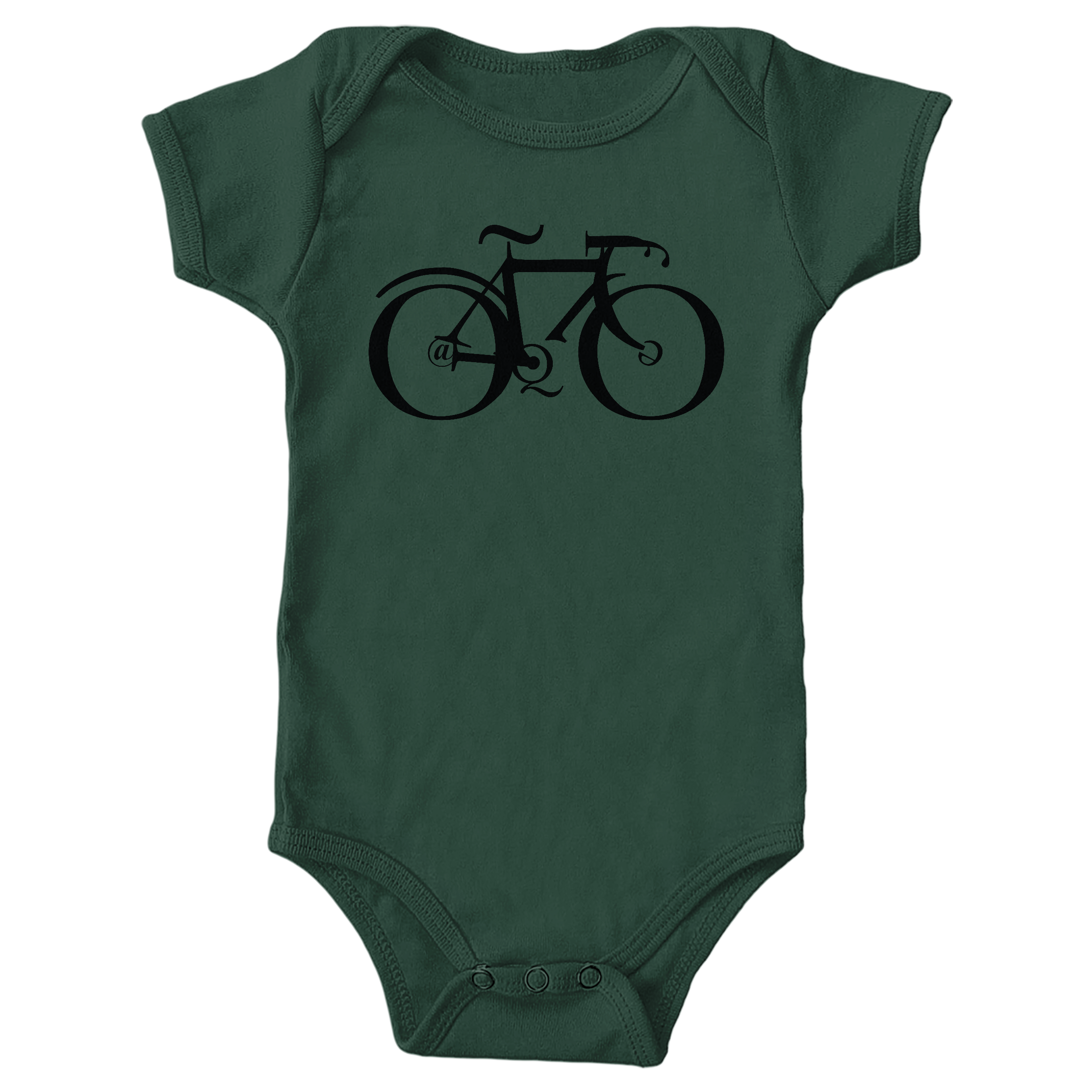 Type Bike Forest (Onesie)