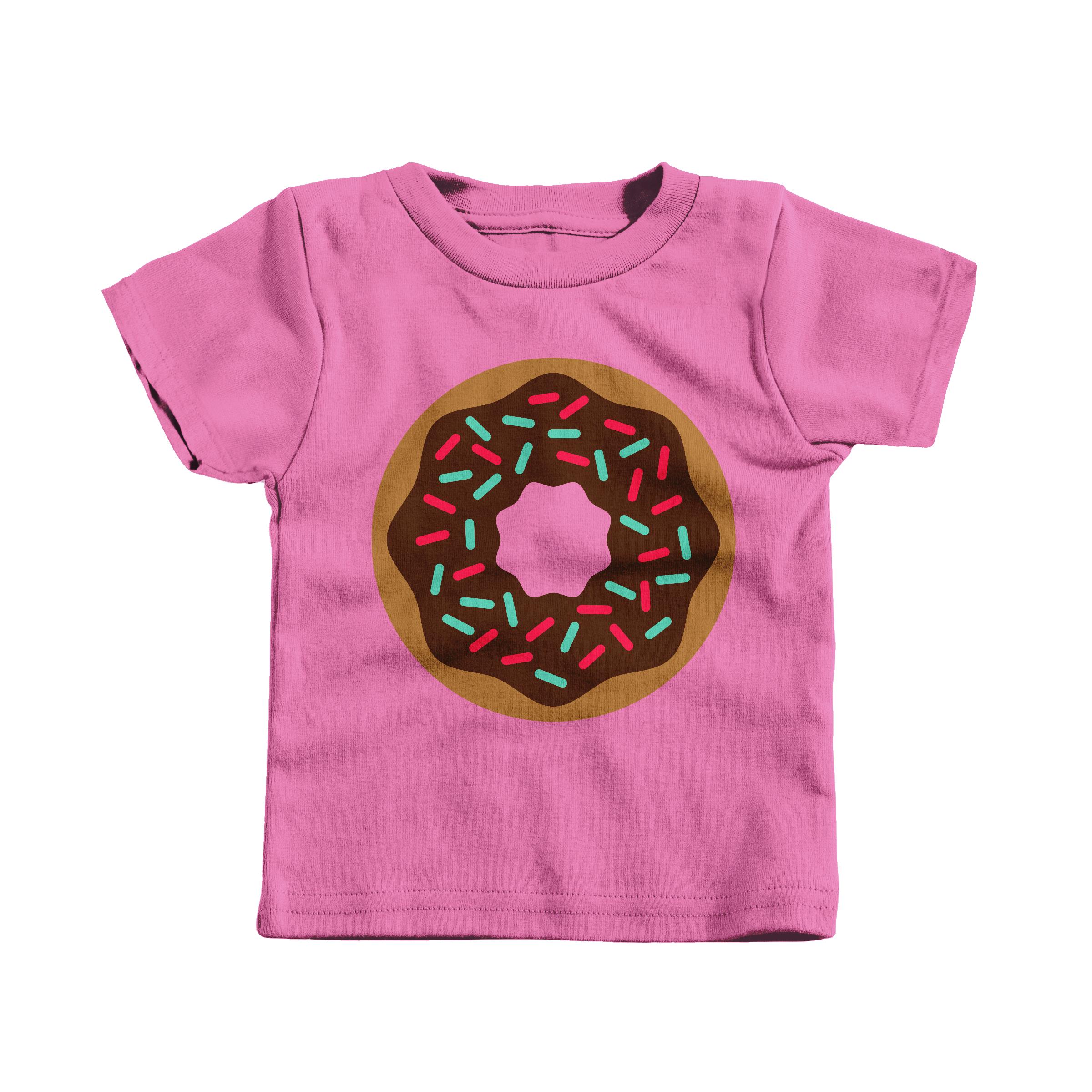 Donut Raspberry (T-Shirt)