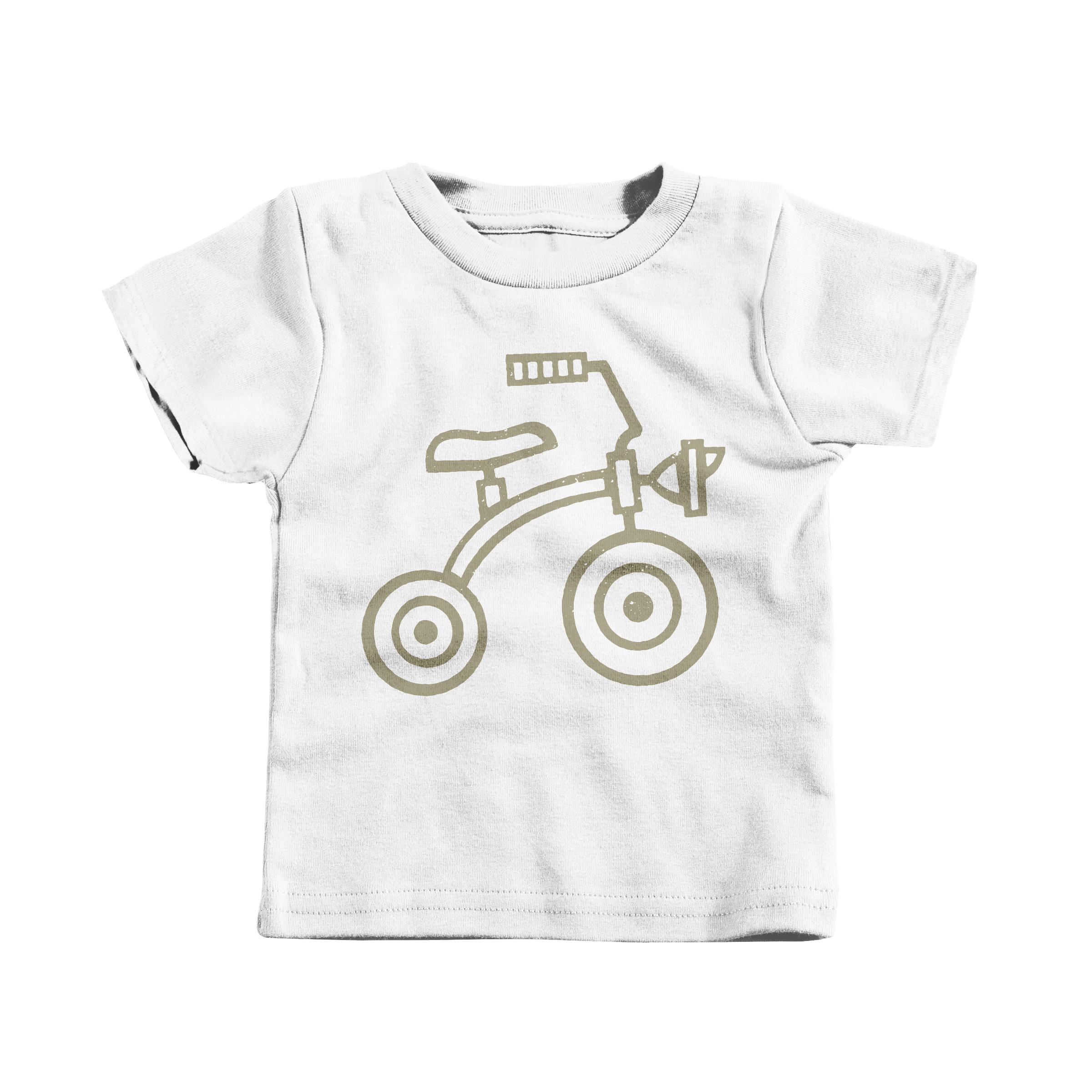Trike White (T-Shirt)