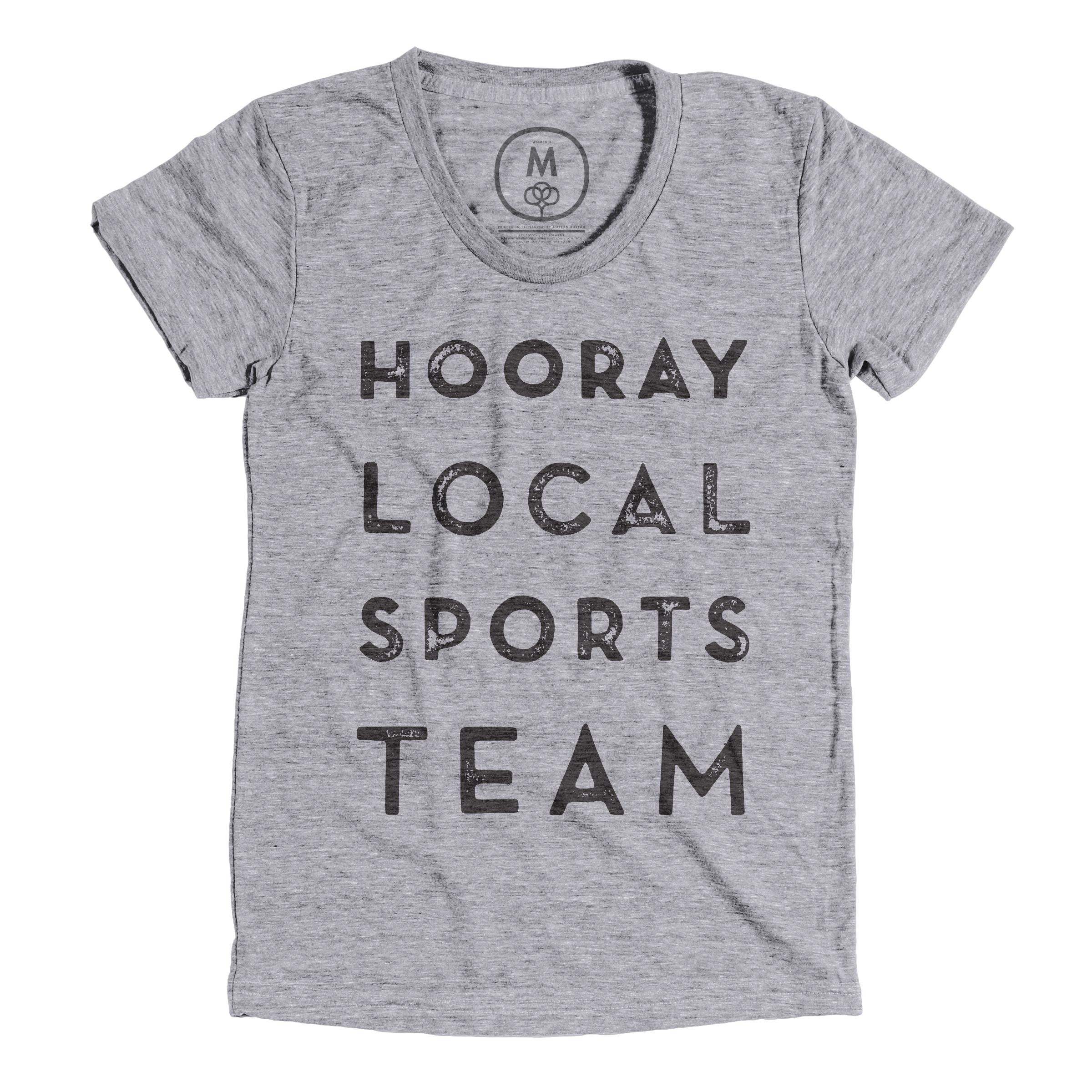 Hooray Local Sports Team Premium Heather (Women's)