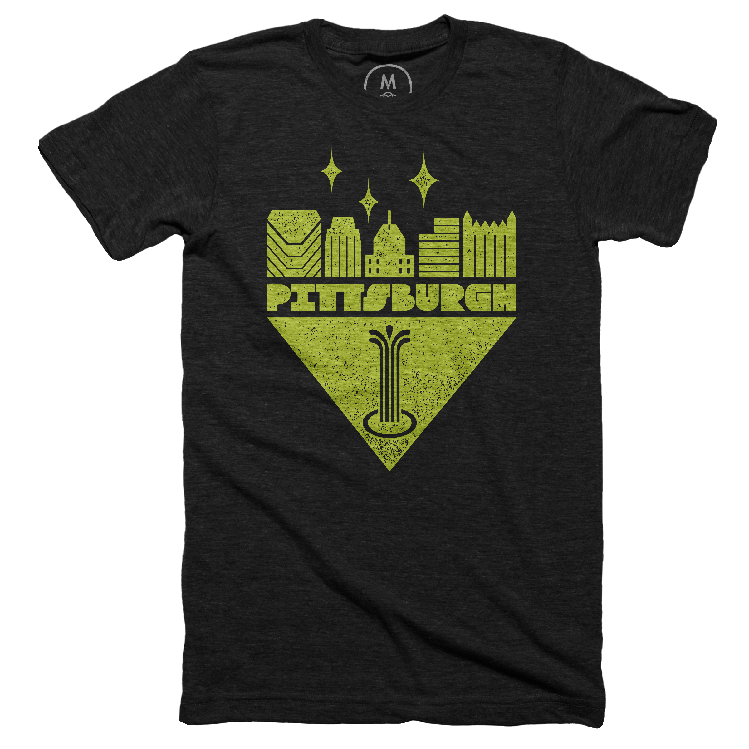 Retro Pittsburgh