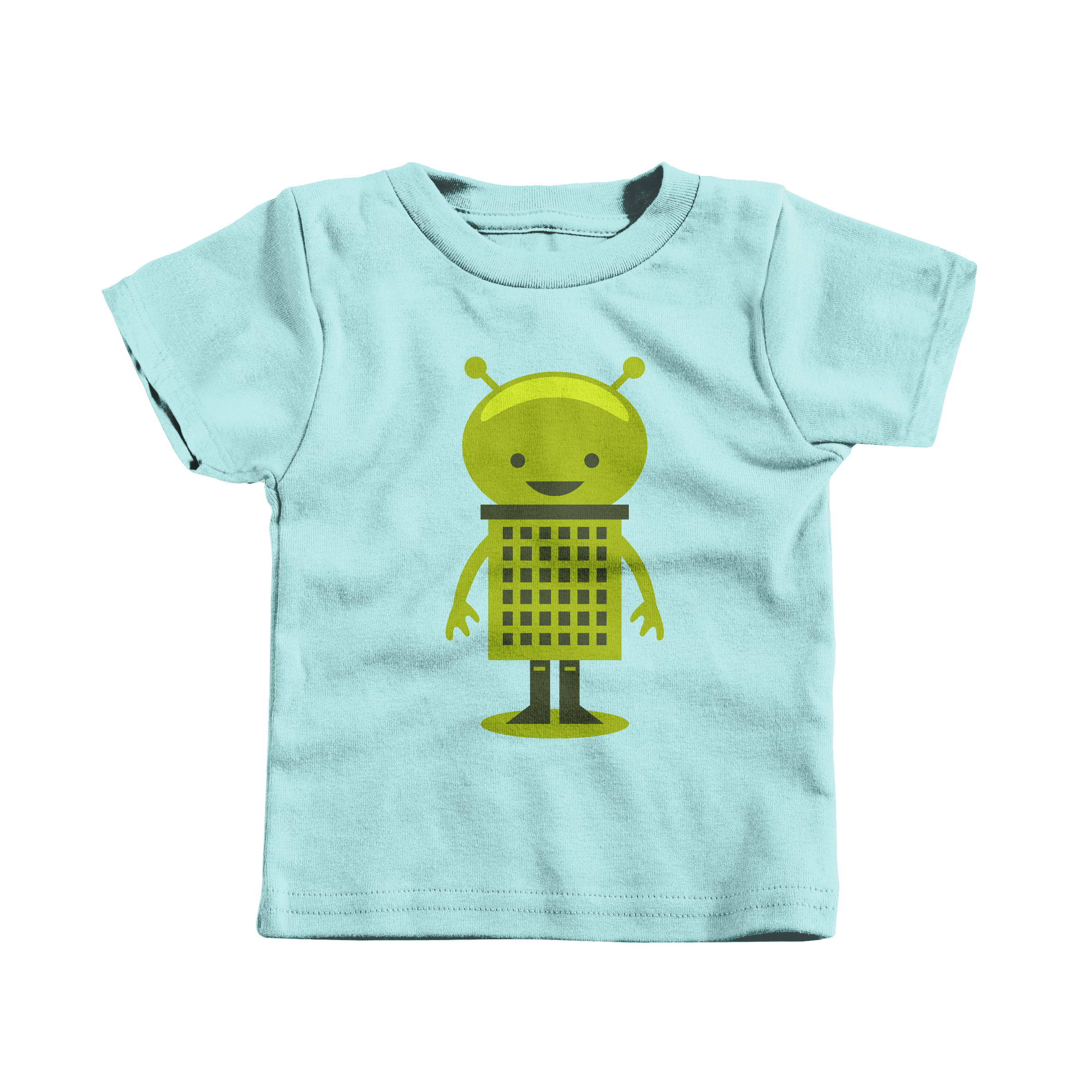 Little Alien Chill (T-Shirt)