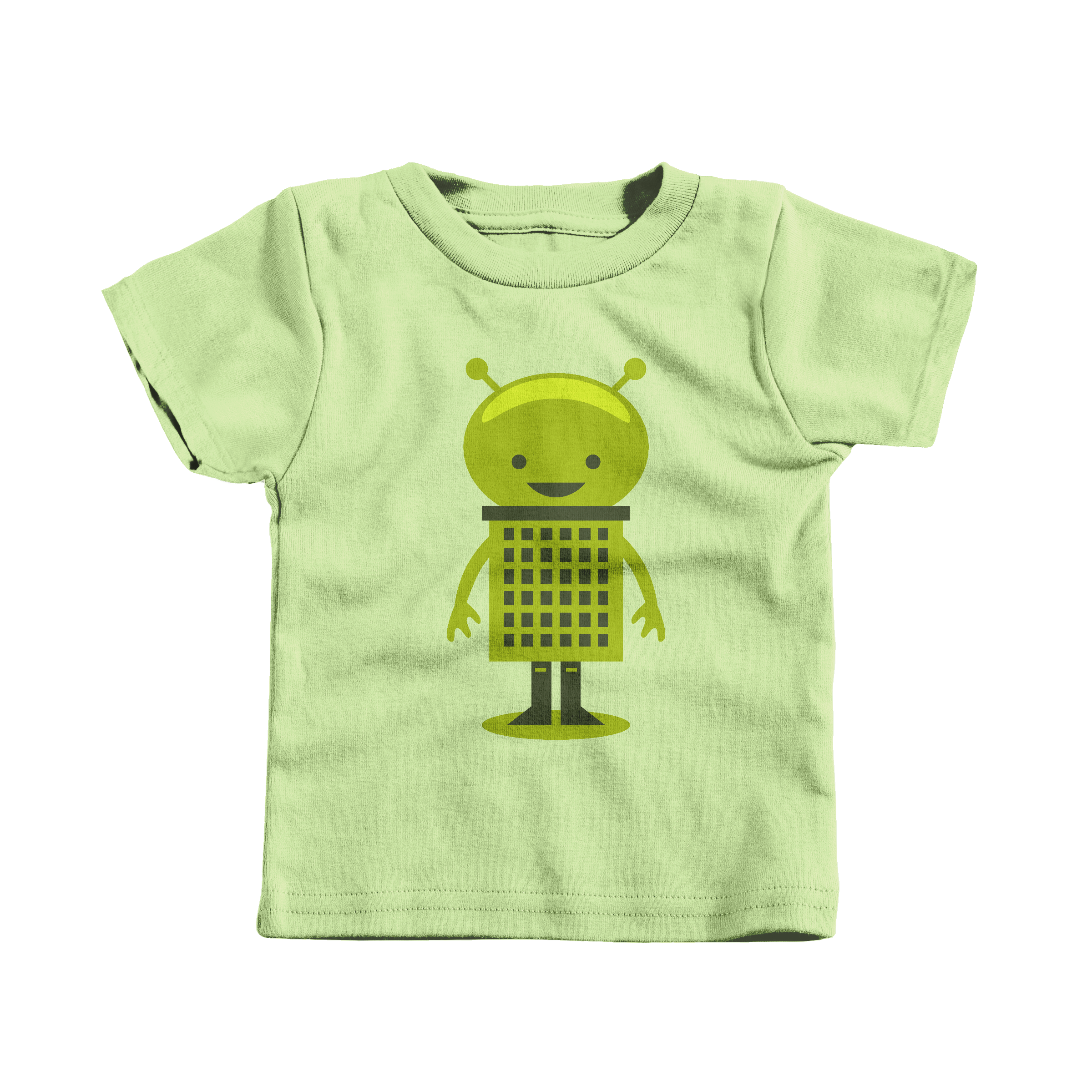 Little Alien Key Lime (T-Shirt)