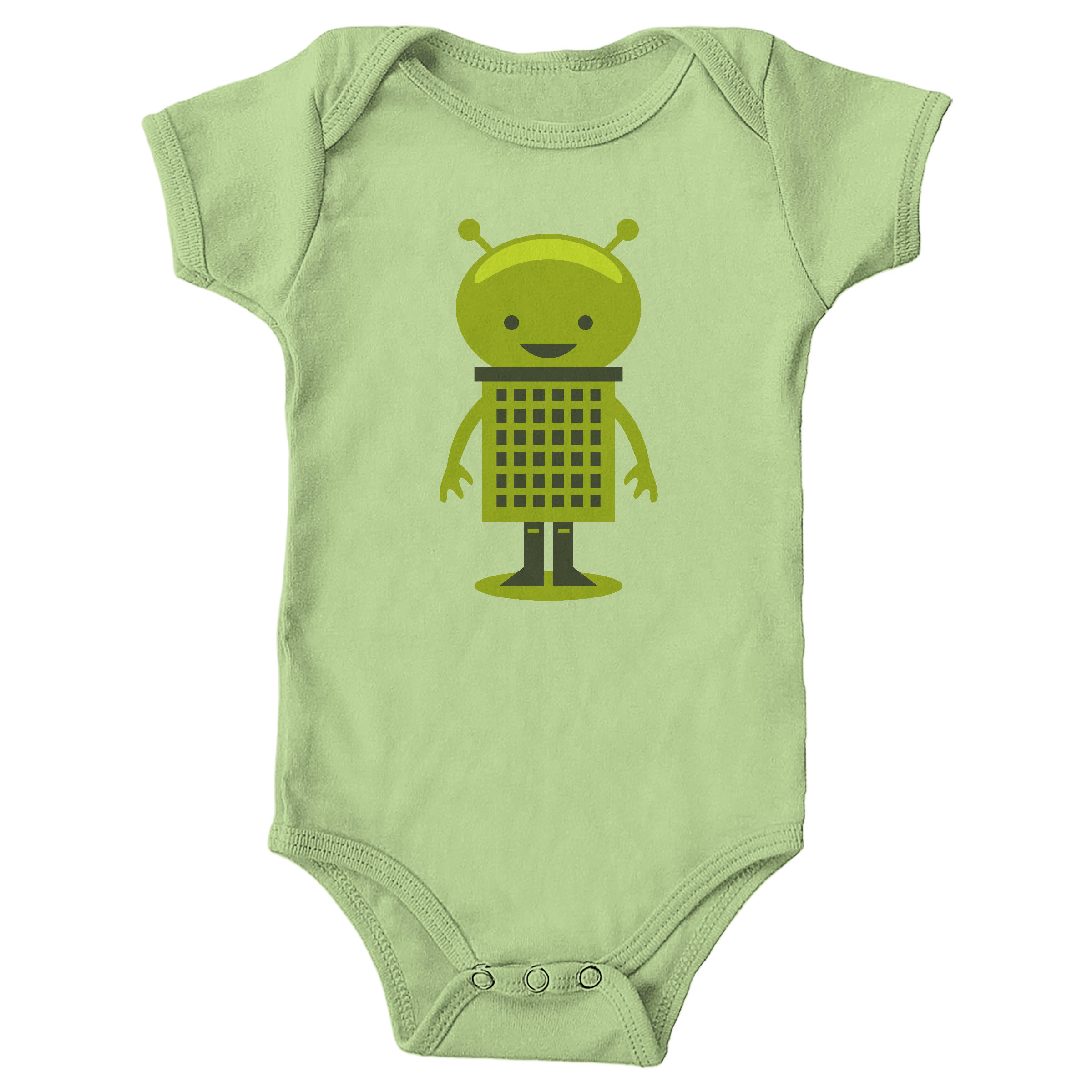 Little Alien Key Lime (Onesie)