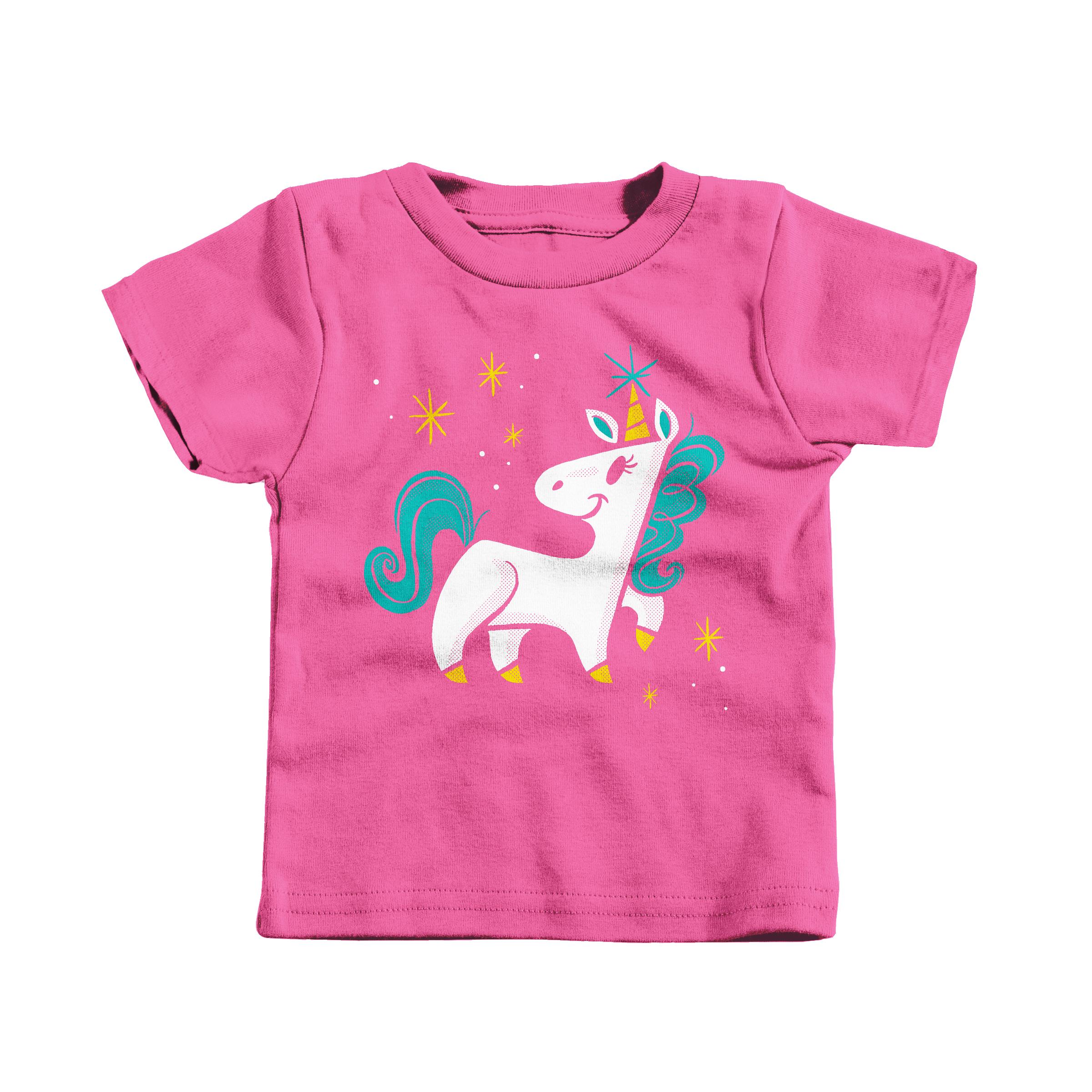 Be Magical Hot Pink (T-Shirt)