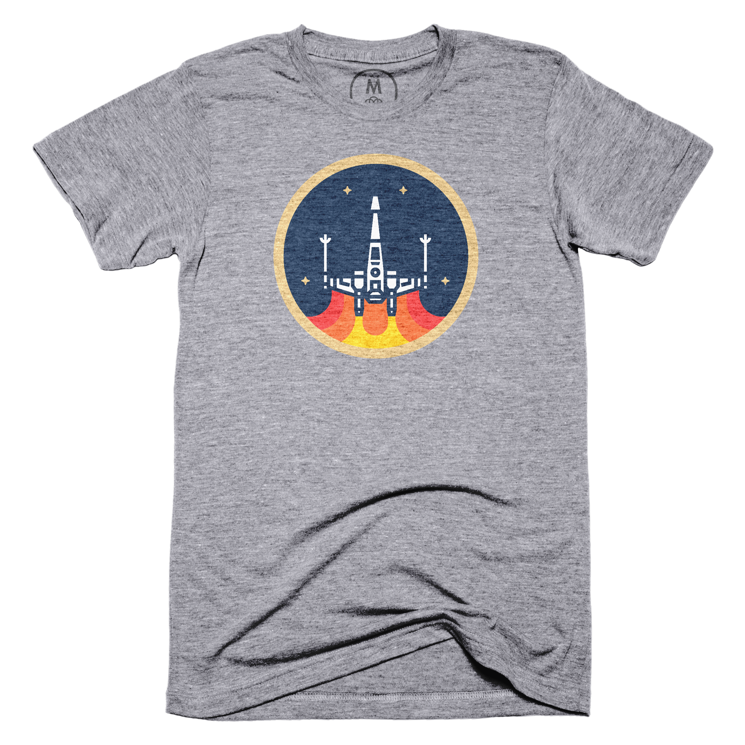 The X-Wing Fighter Premium Heather (Men's)
