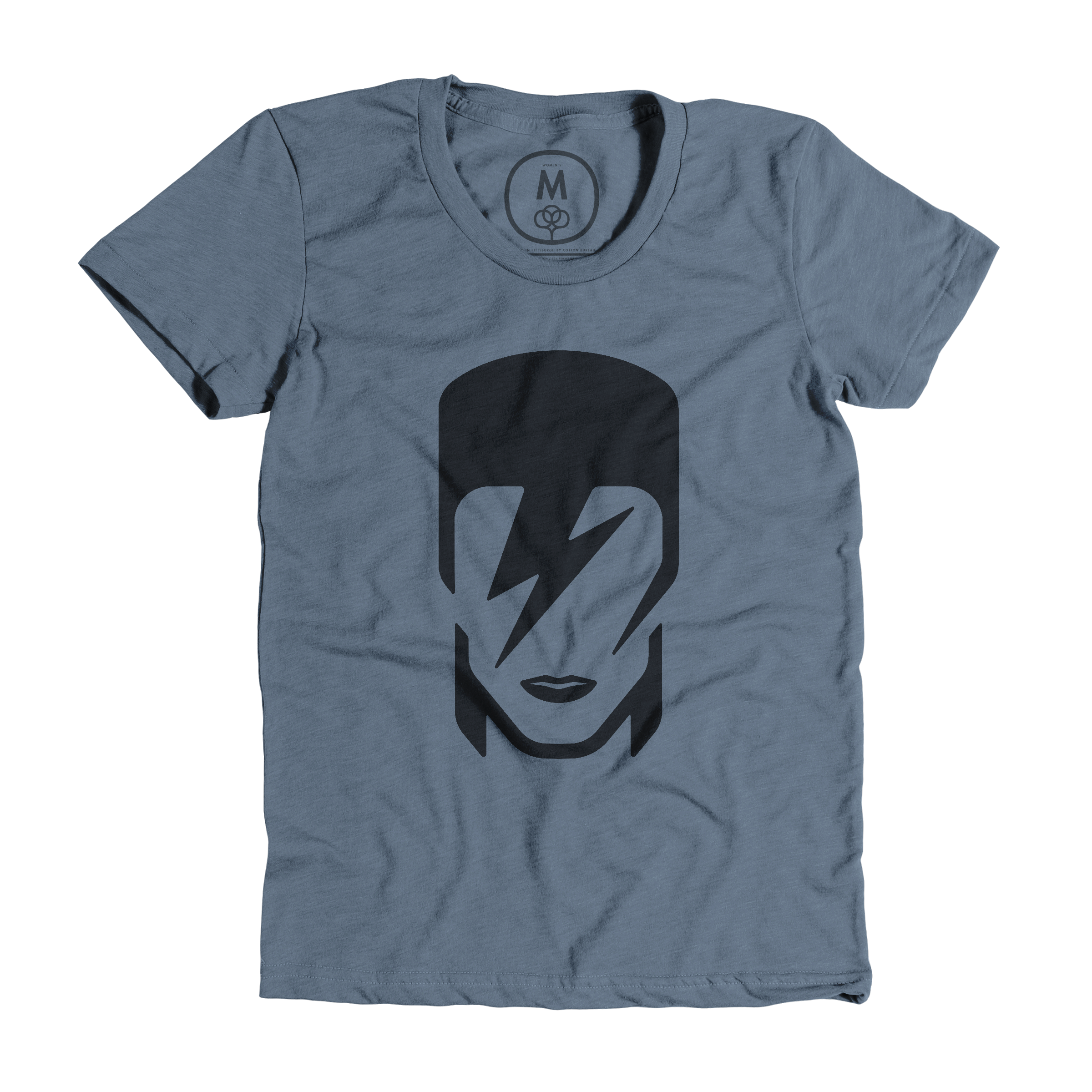 Tribute to David Bowie Indigo (Women's)