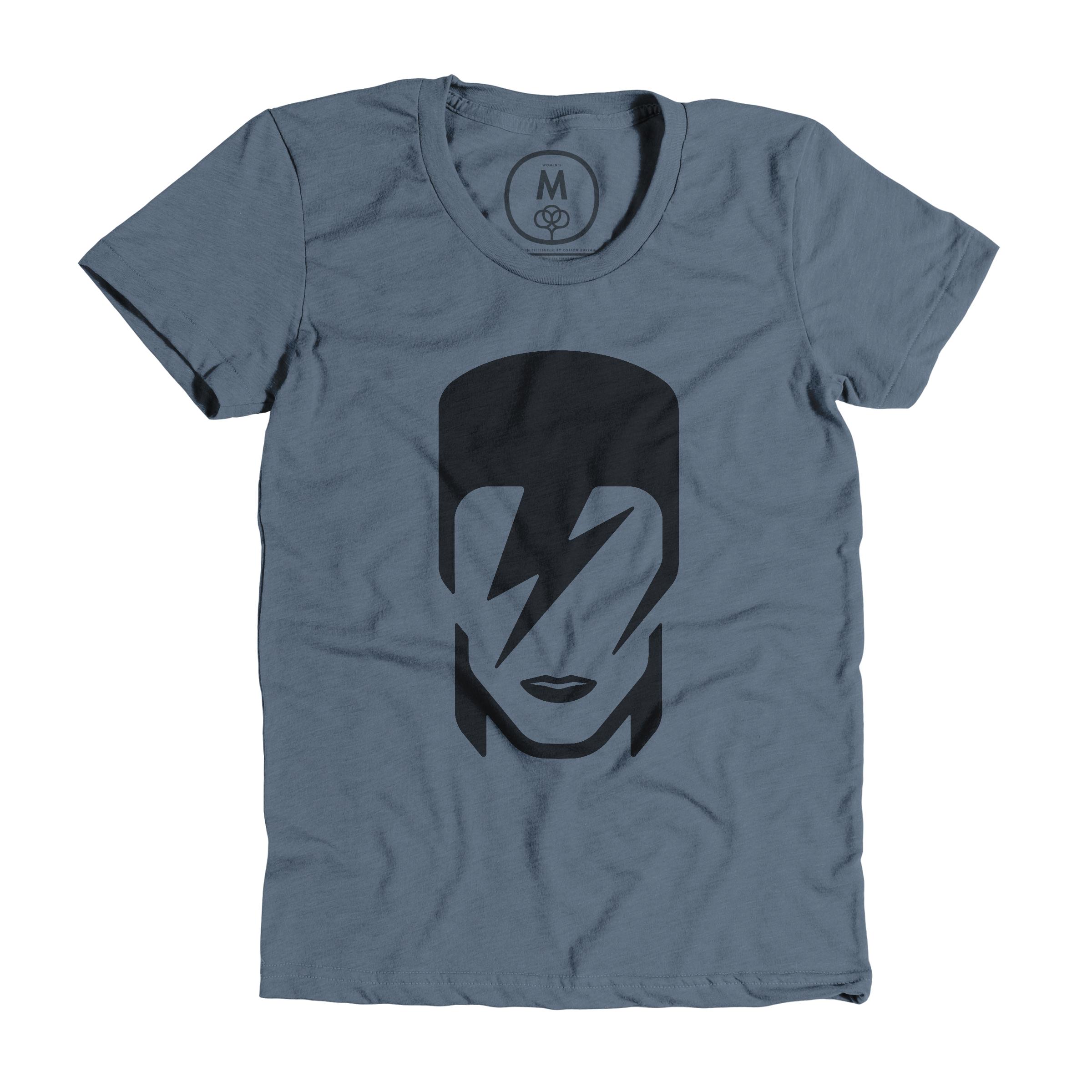 Tribute to David Bowie Indigo (Women's)