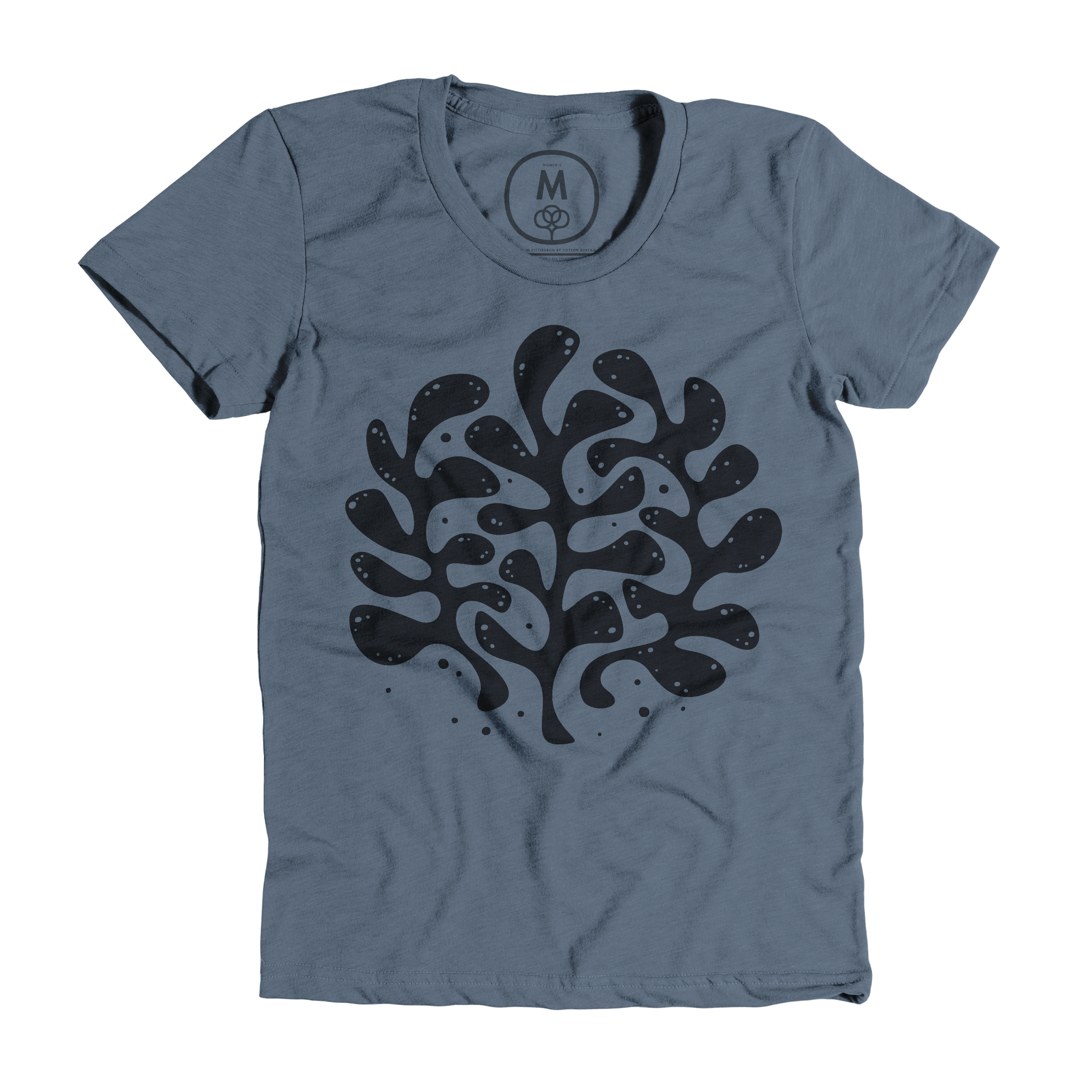 Fronds Indigo (Women's)