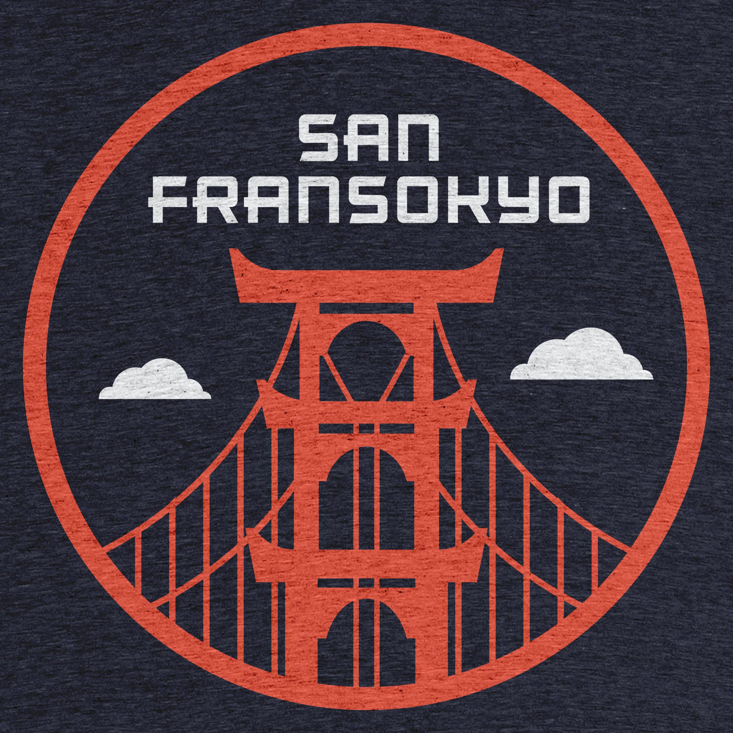 San Fransokyo Detail