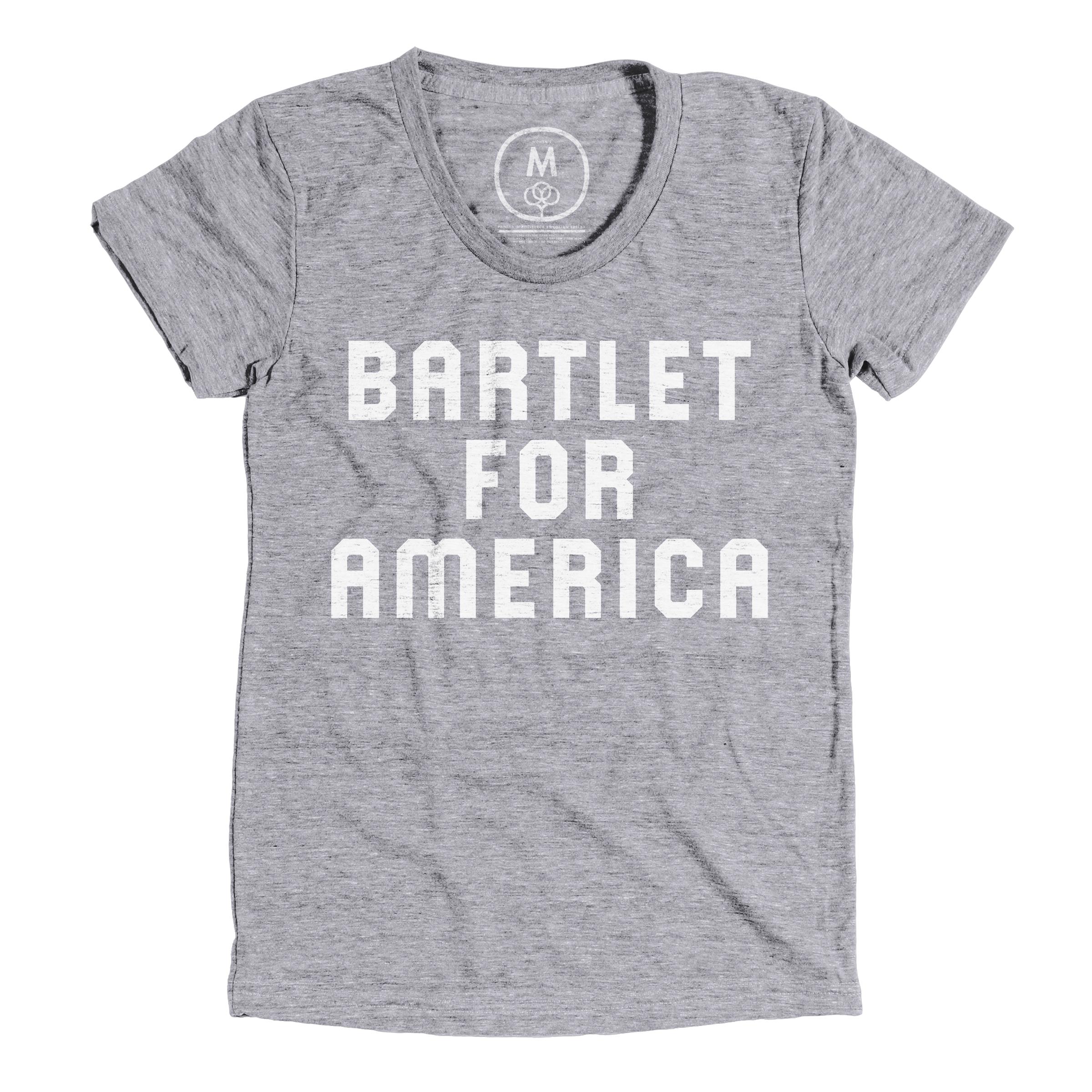 Bartlet For America Premium Heather (Women's)