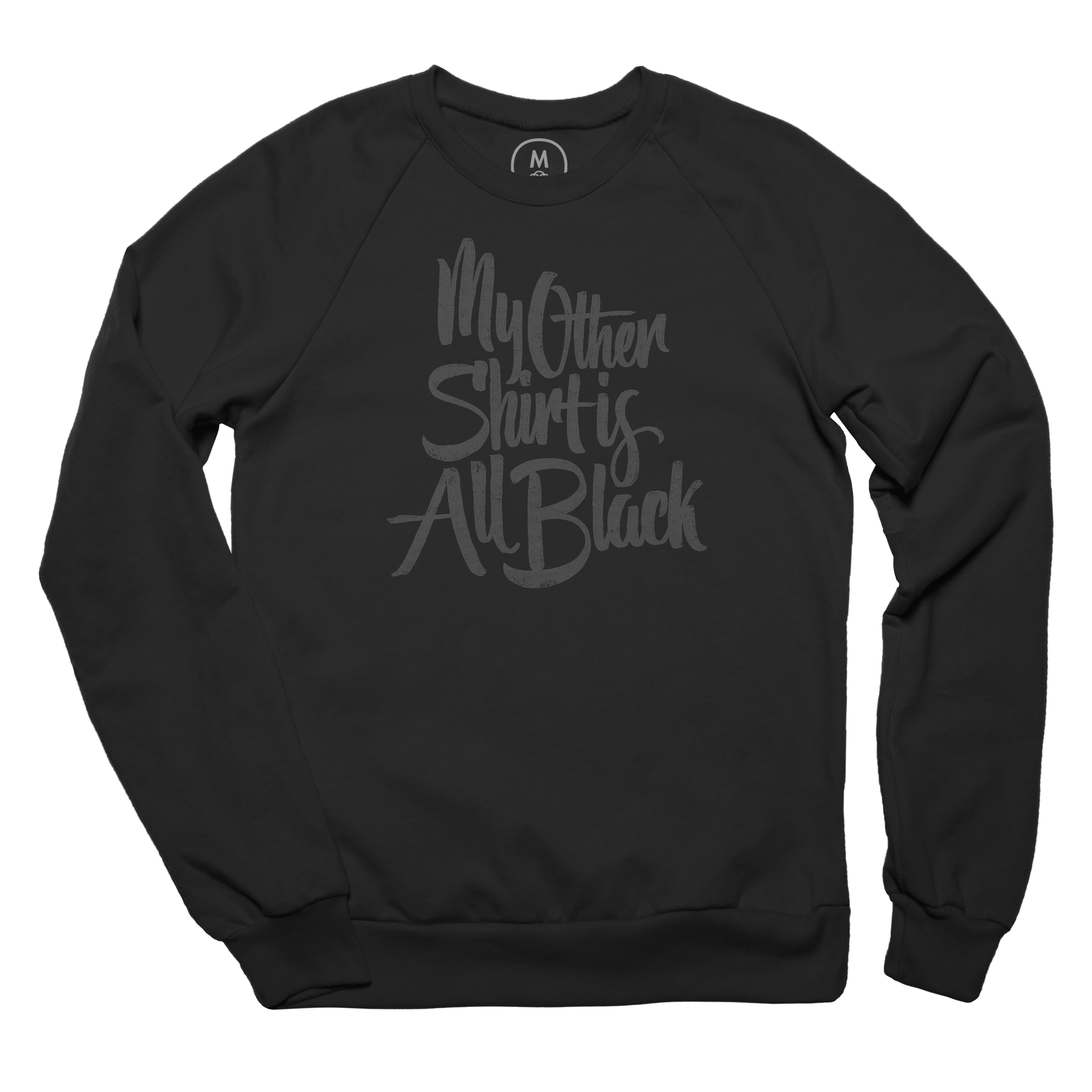 The Other Shirt Pullover Crewneck