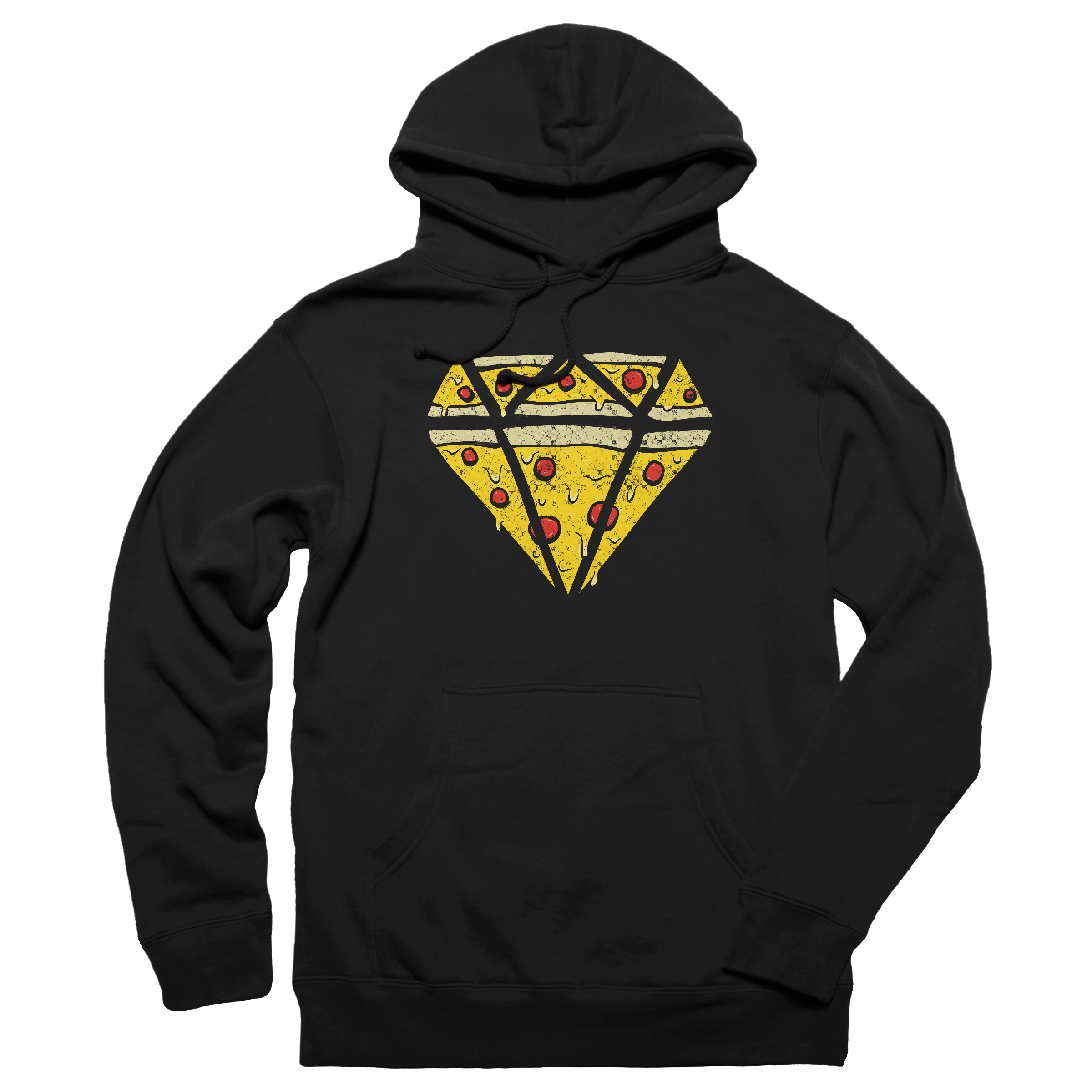 Pizzas Are Forever Pullover Hoodie