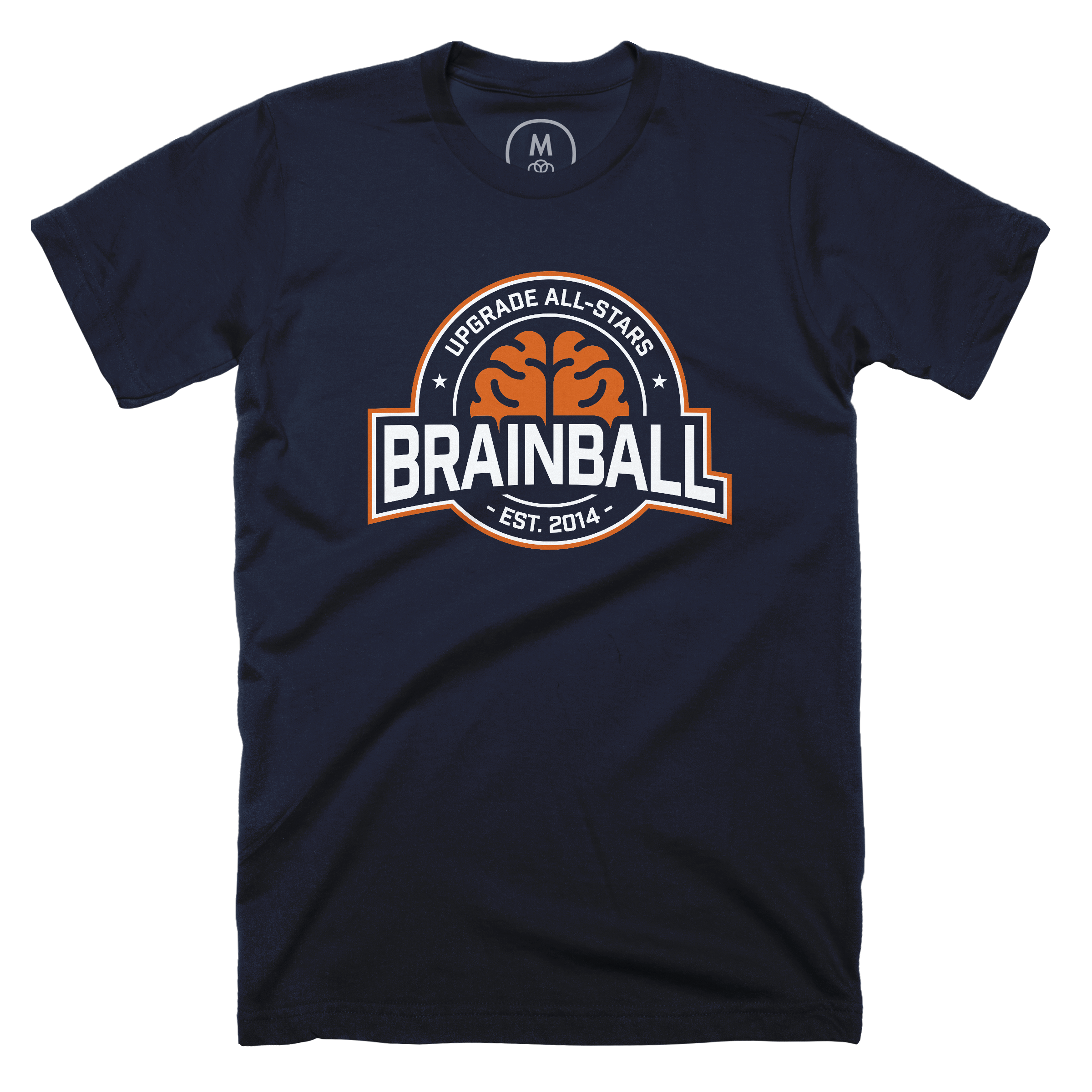 Upgrade Brainball All-Stars Midnight Navy (Men's)