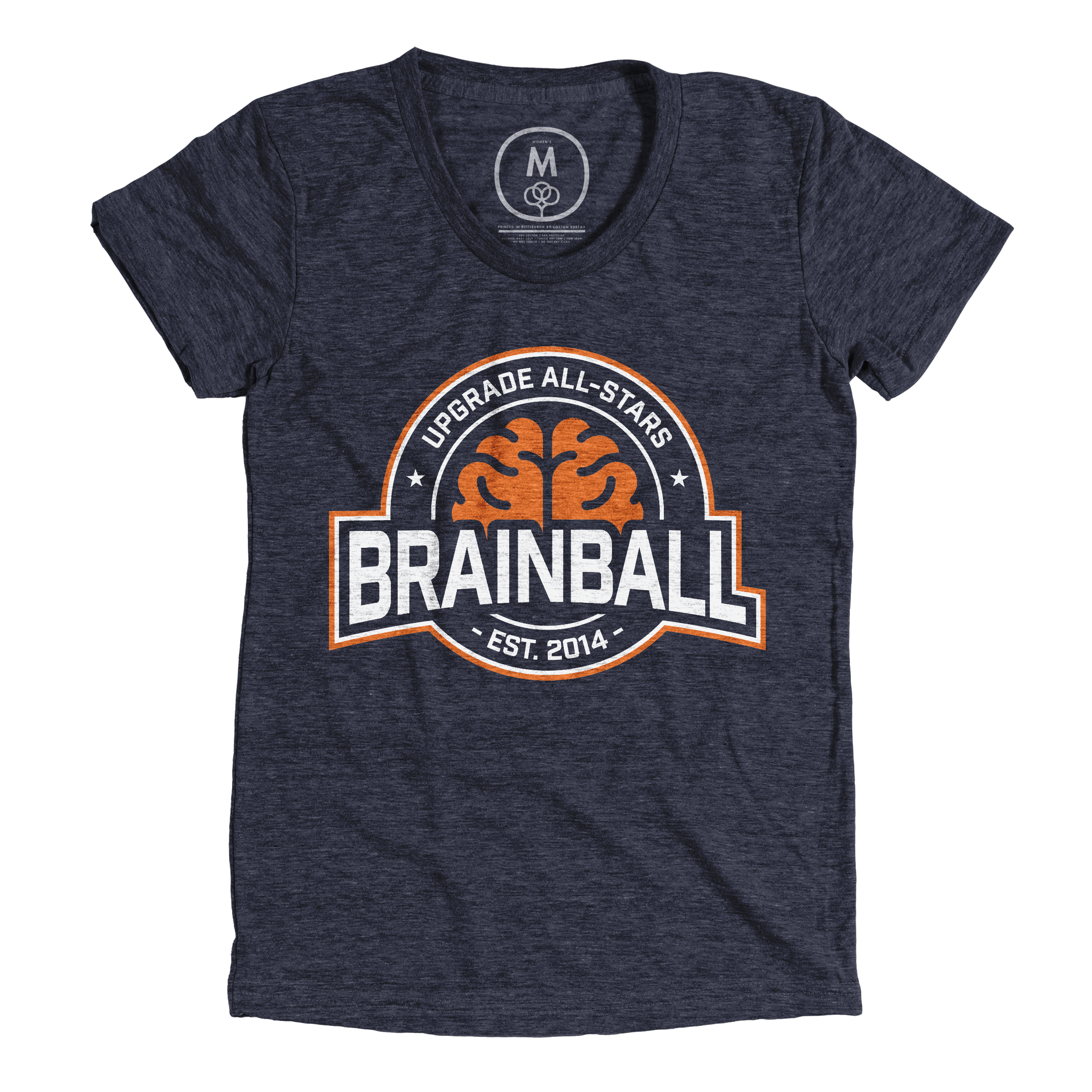 Upgrade Brainball All-Stars Vintage Navy (Women's)