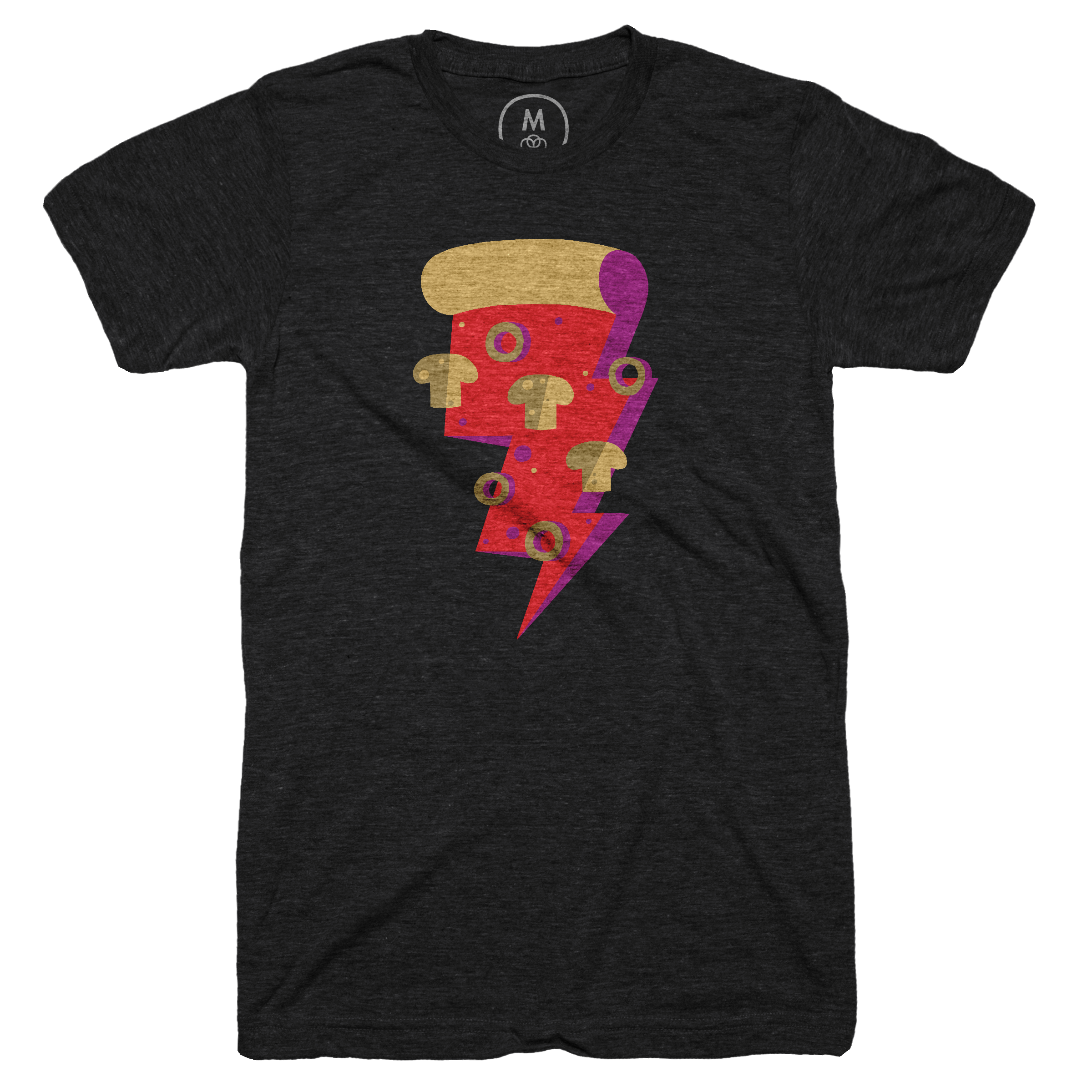 Mushroom-Olive-Tomato-Pie Lightning