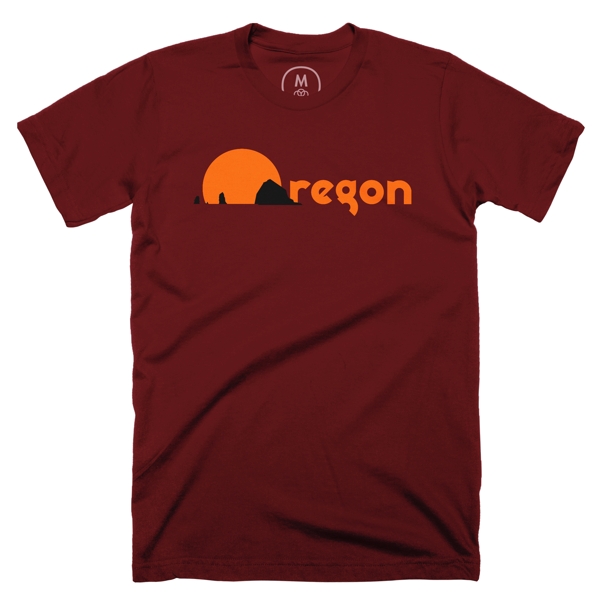 Oregon Coast Maroon (Men's)