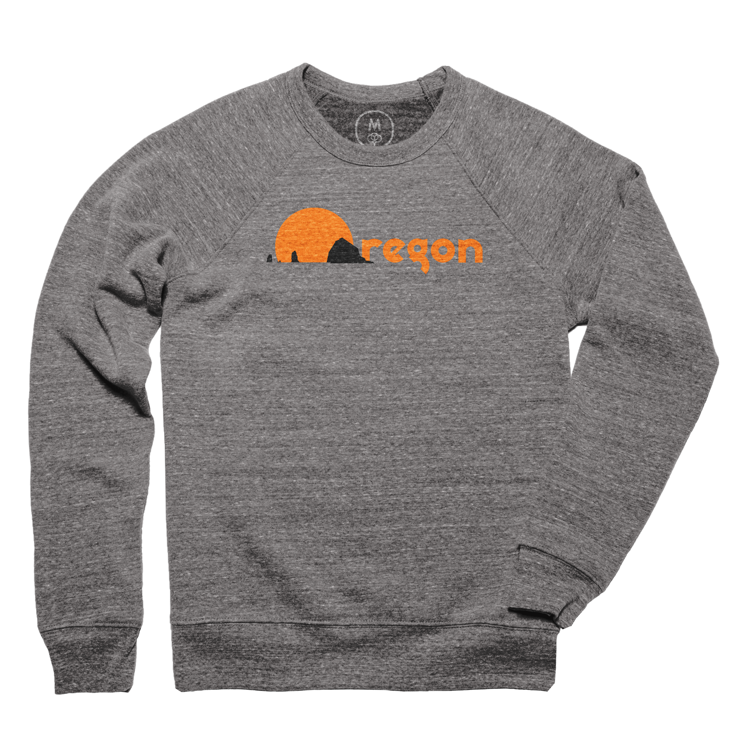 Oregon Coast Pullover Crewneck