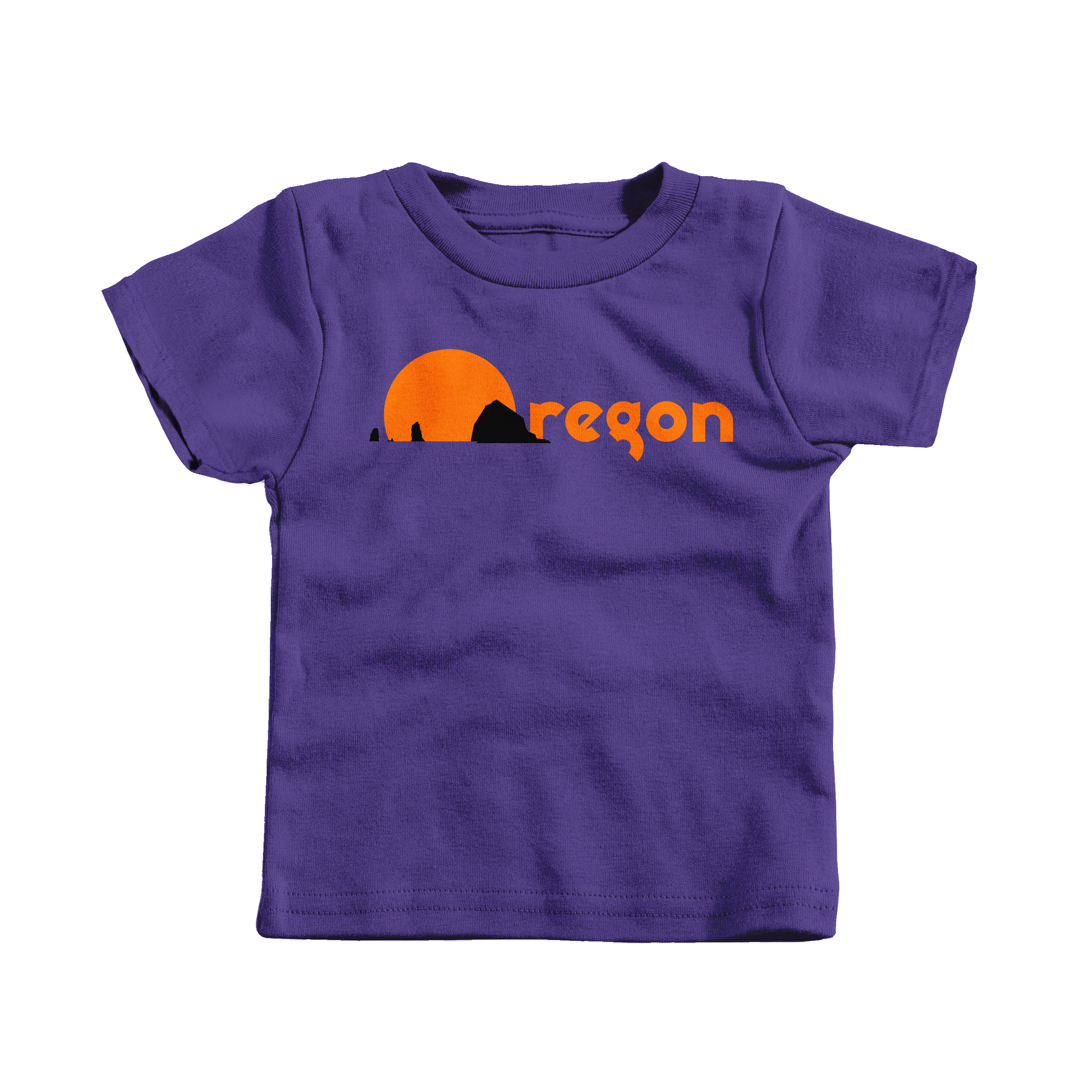 Oregon Sunset Purple (T-Shirt)