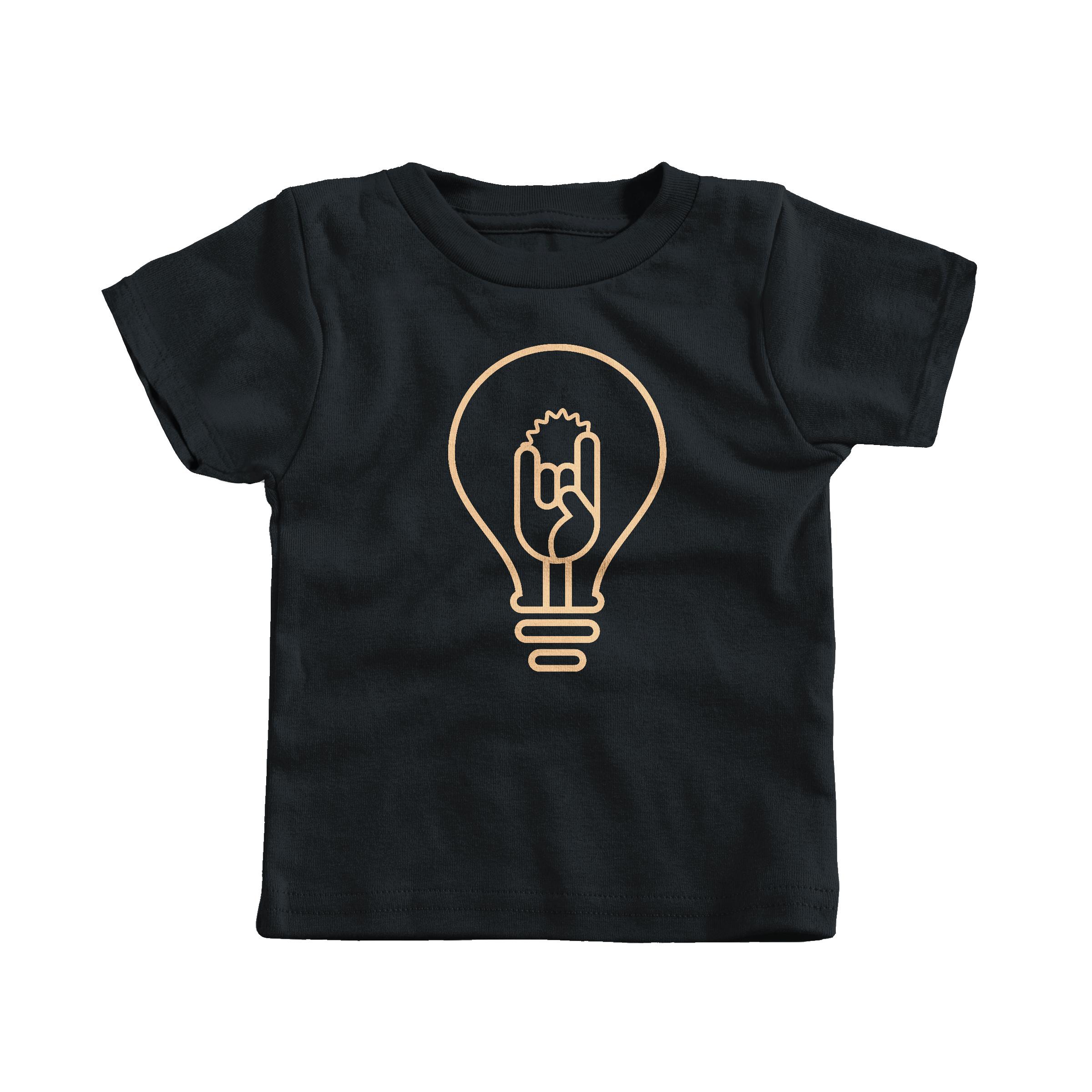 Idea Generator Black (T-Shirt)