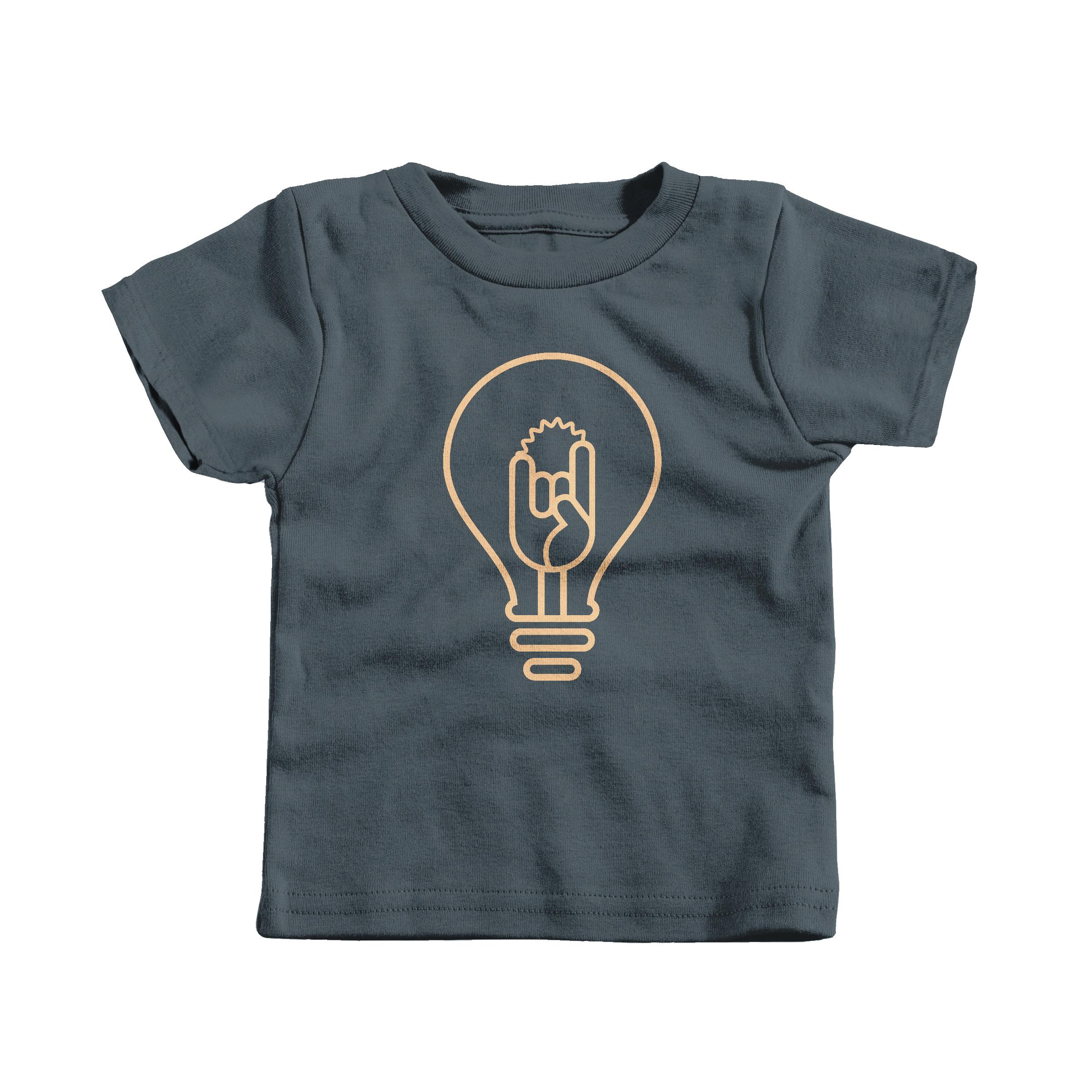 Idea Generator Charcoal (T-Shirt)