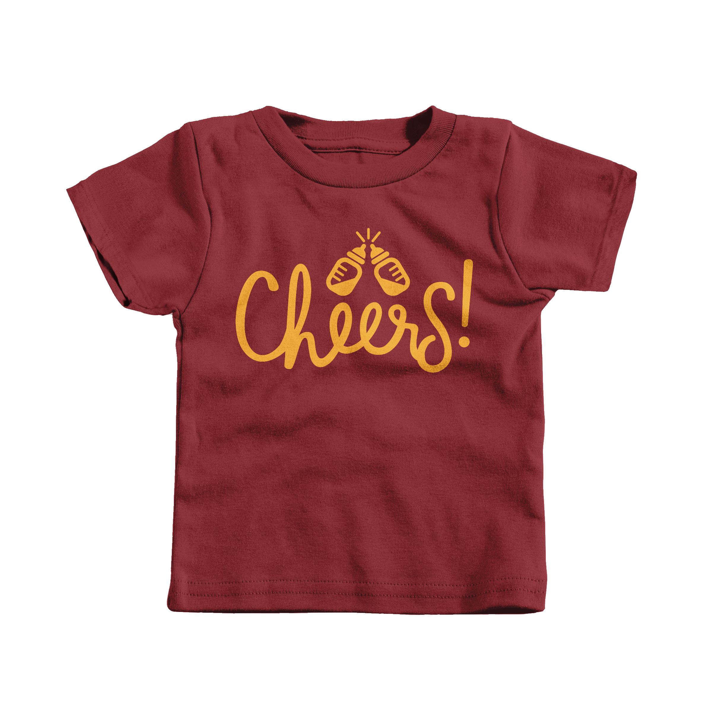 Cheers! Garnet (T-Shirt)