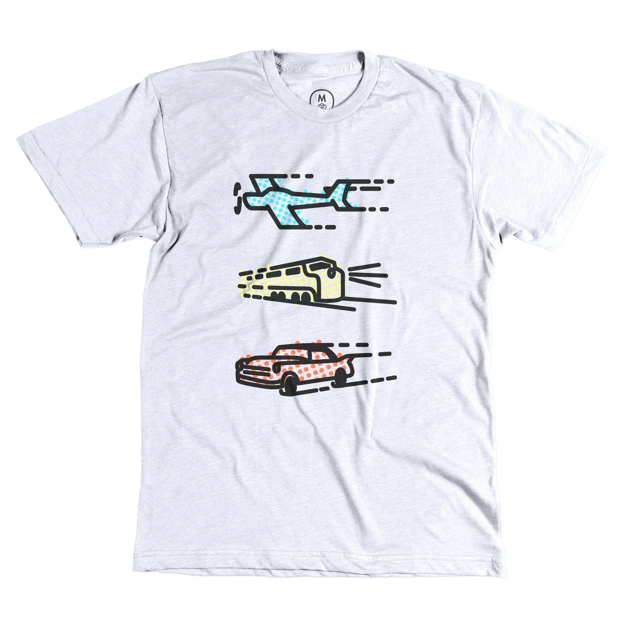 Plane, Train & Automobile