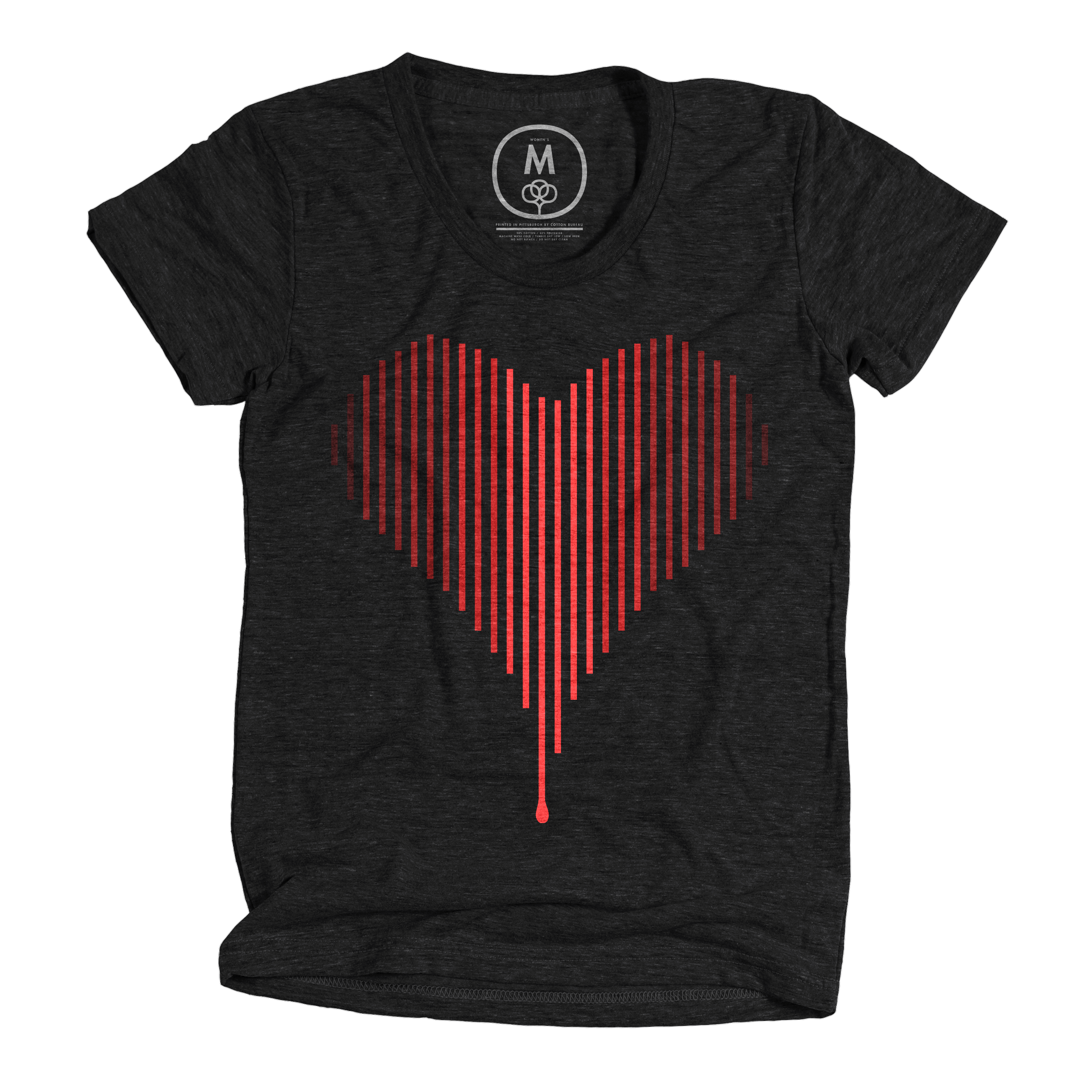 Love Your Bloodline Vintage Black (Women's)