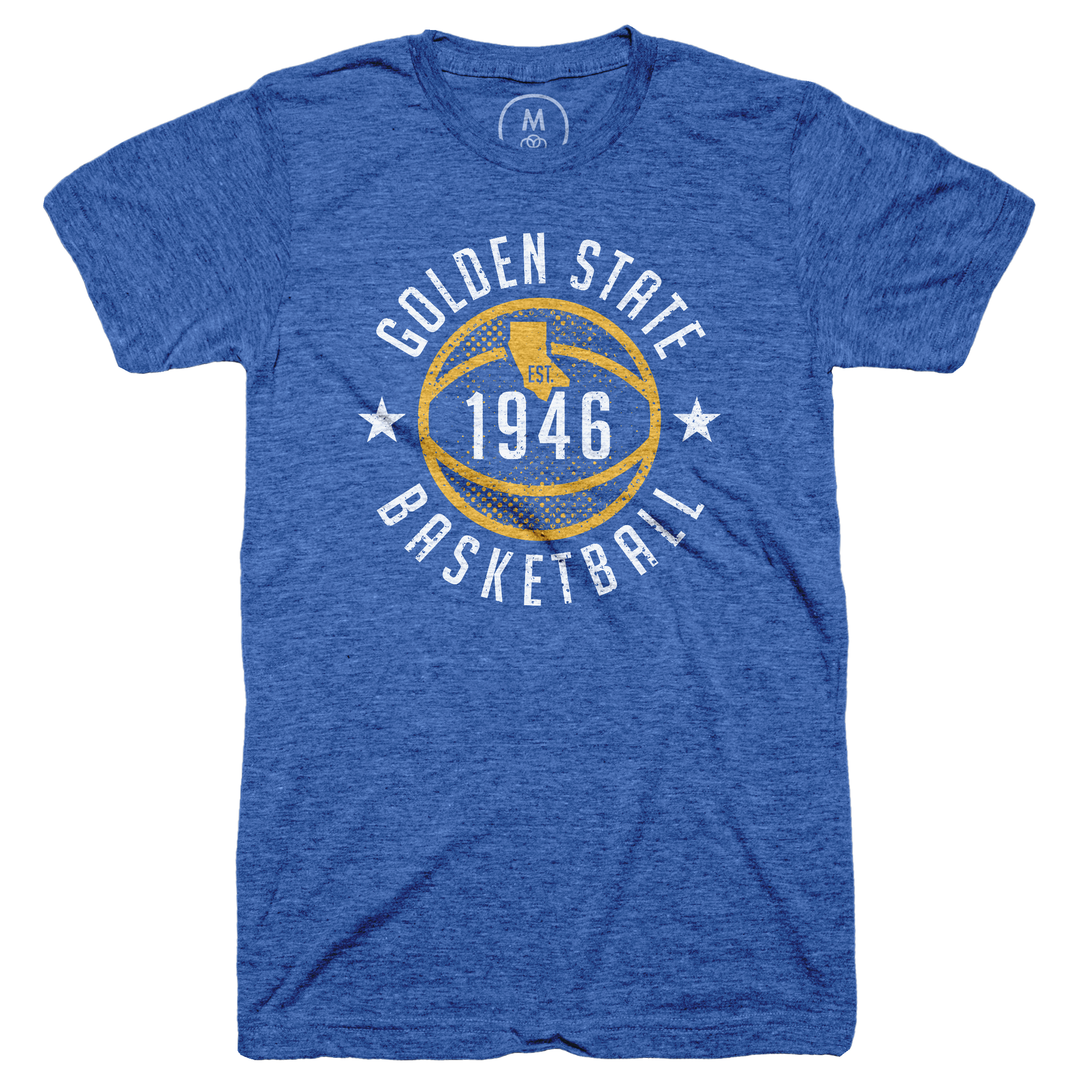 Golden State Basketball Vintage Royal (Men's)