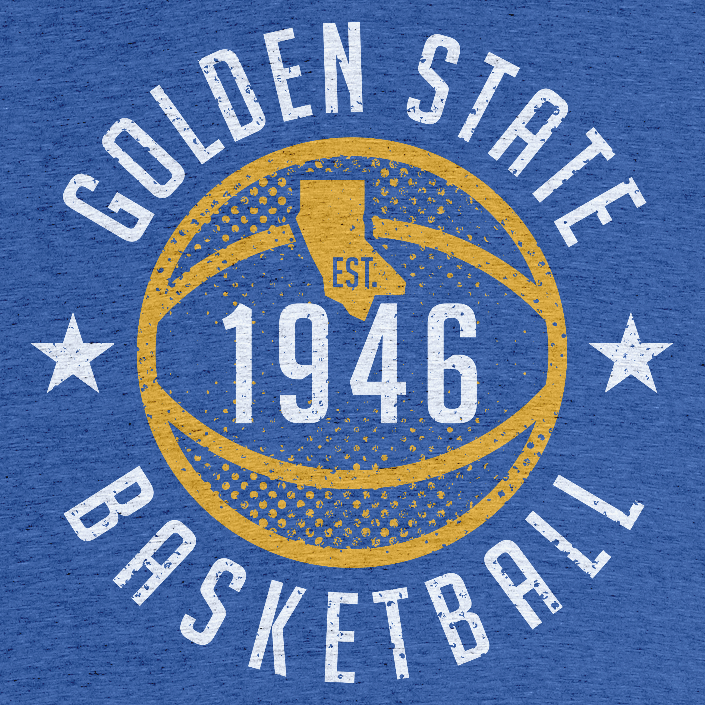 Golden State Basketball Detail