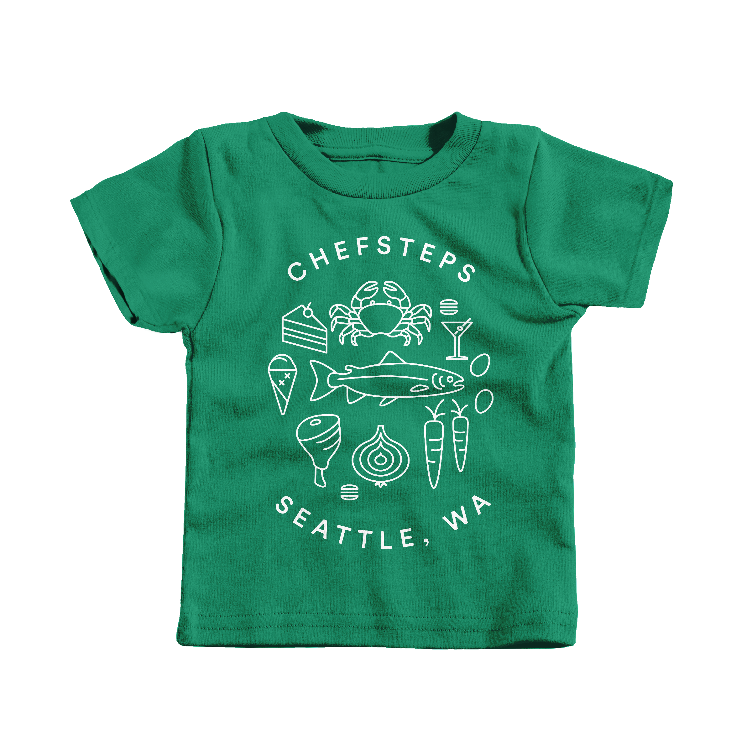 ChefSteps Coat of Arms
