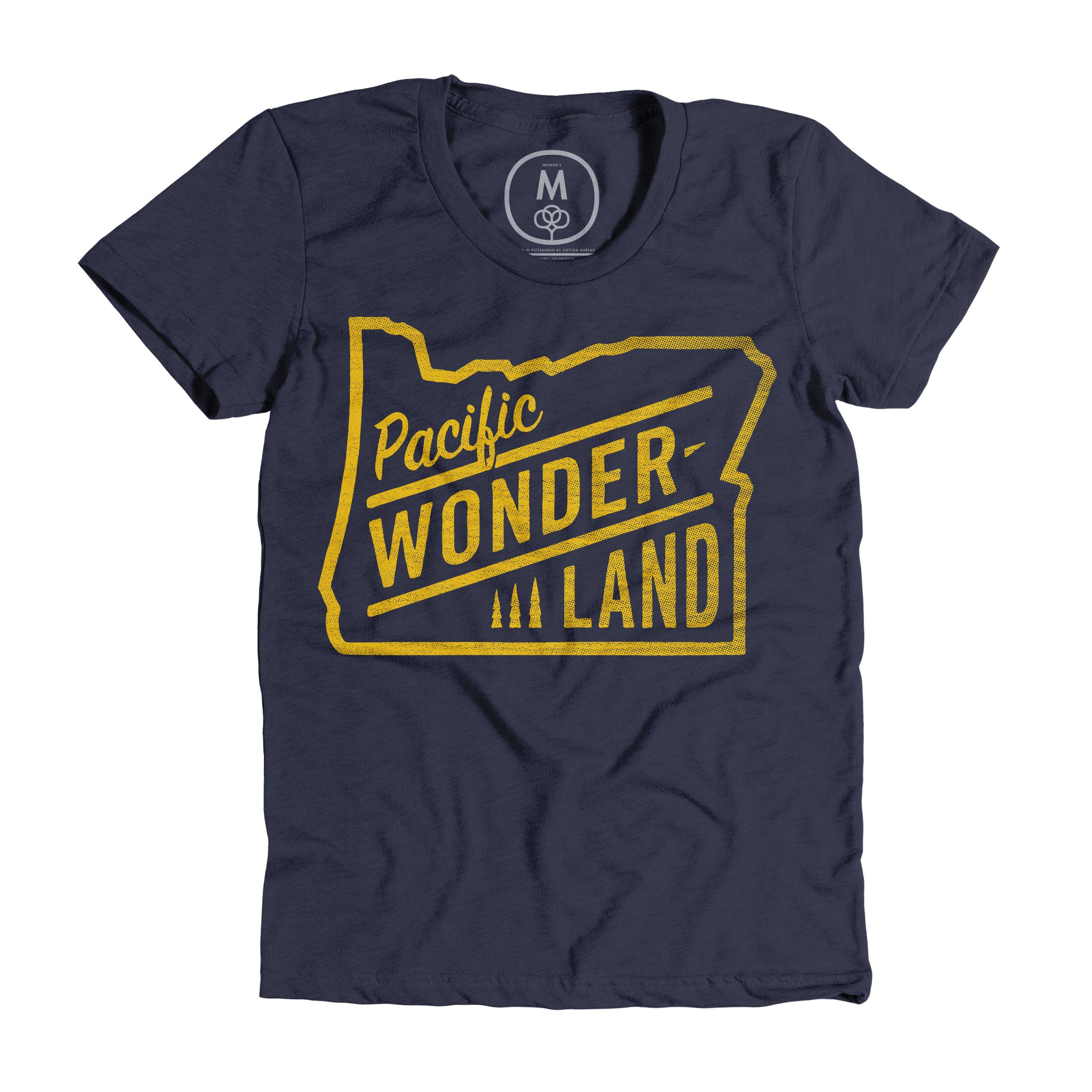 Pacific Wonderland Midnight Blue (Women's)