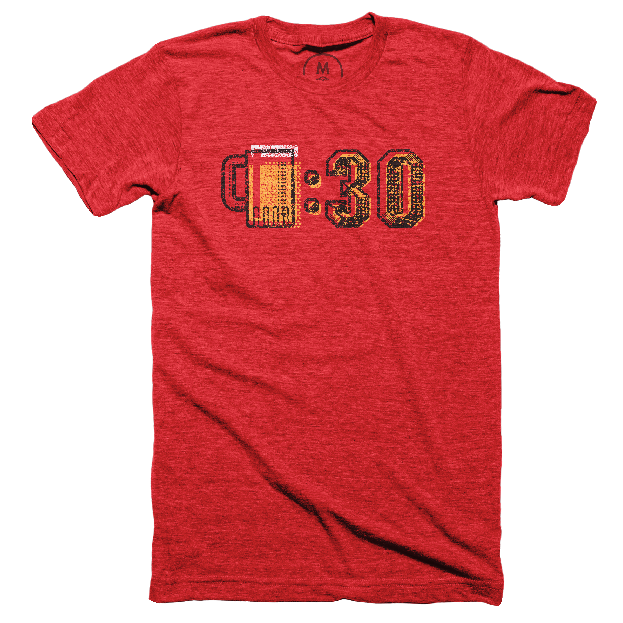 Beer 30ty Vintage Red (Men's)