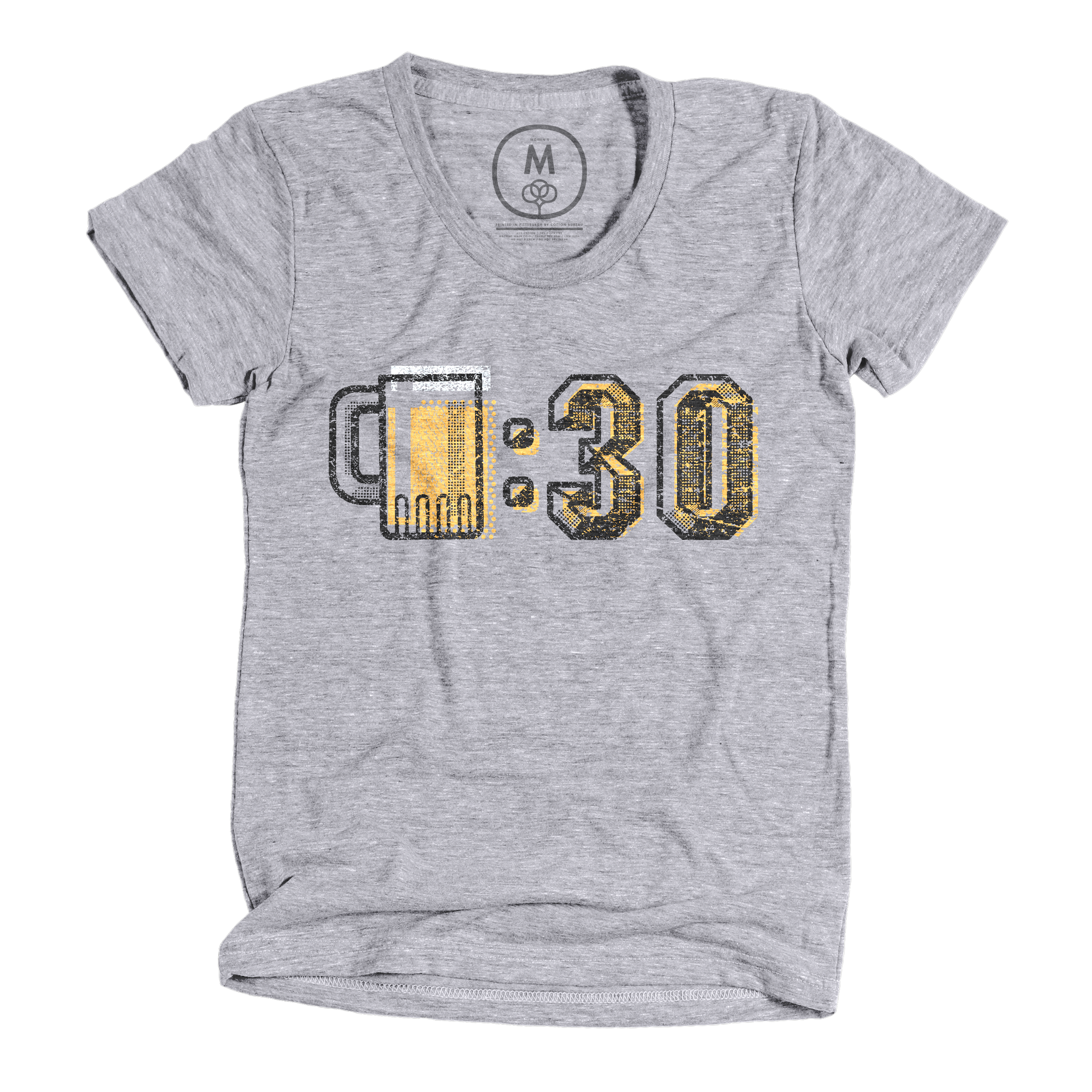 Beer 30ty Premium Heather (Women's)