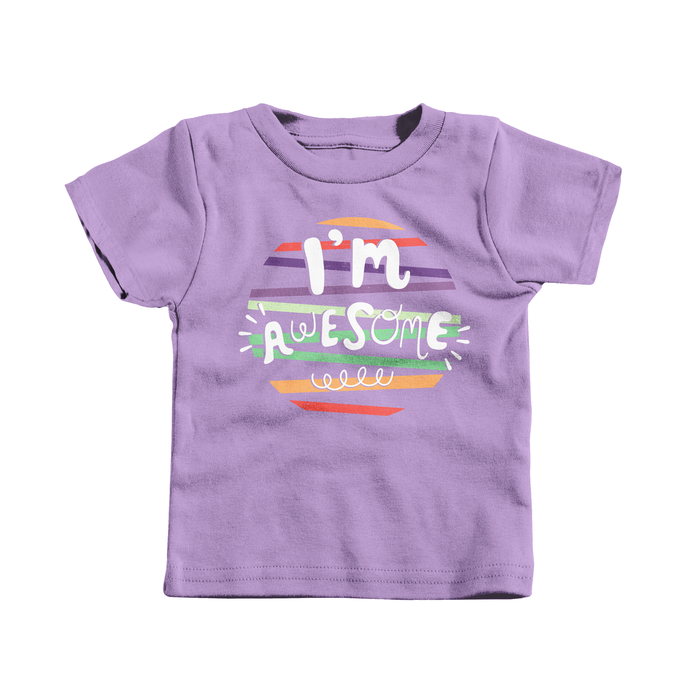 I'm Awesome! Lavender (T-Shirt)