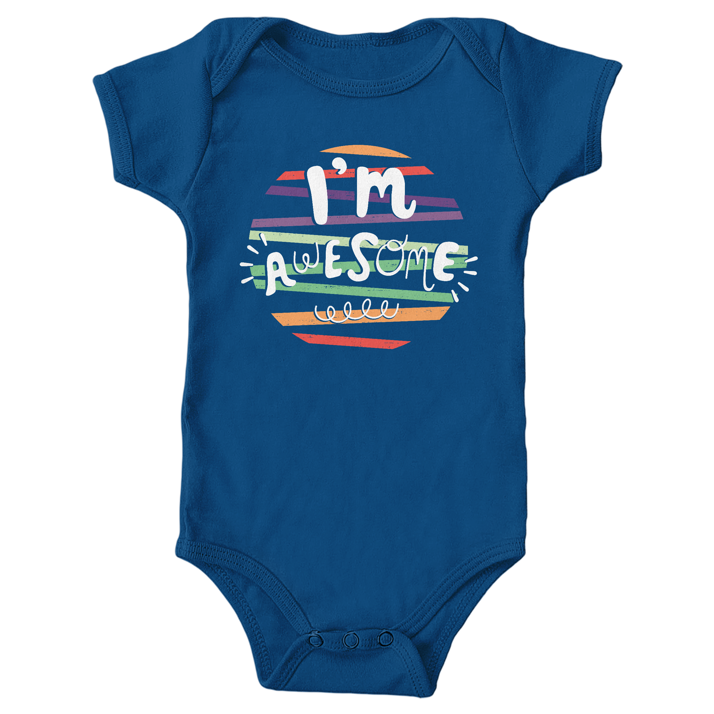 I'm Awesome! Royal (Onesie)