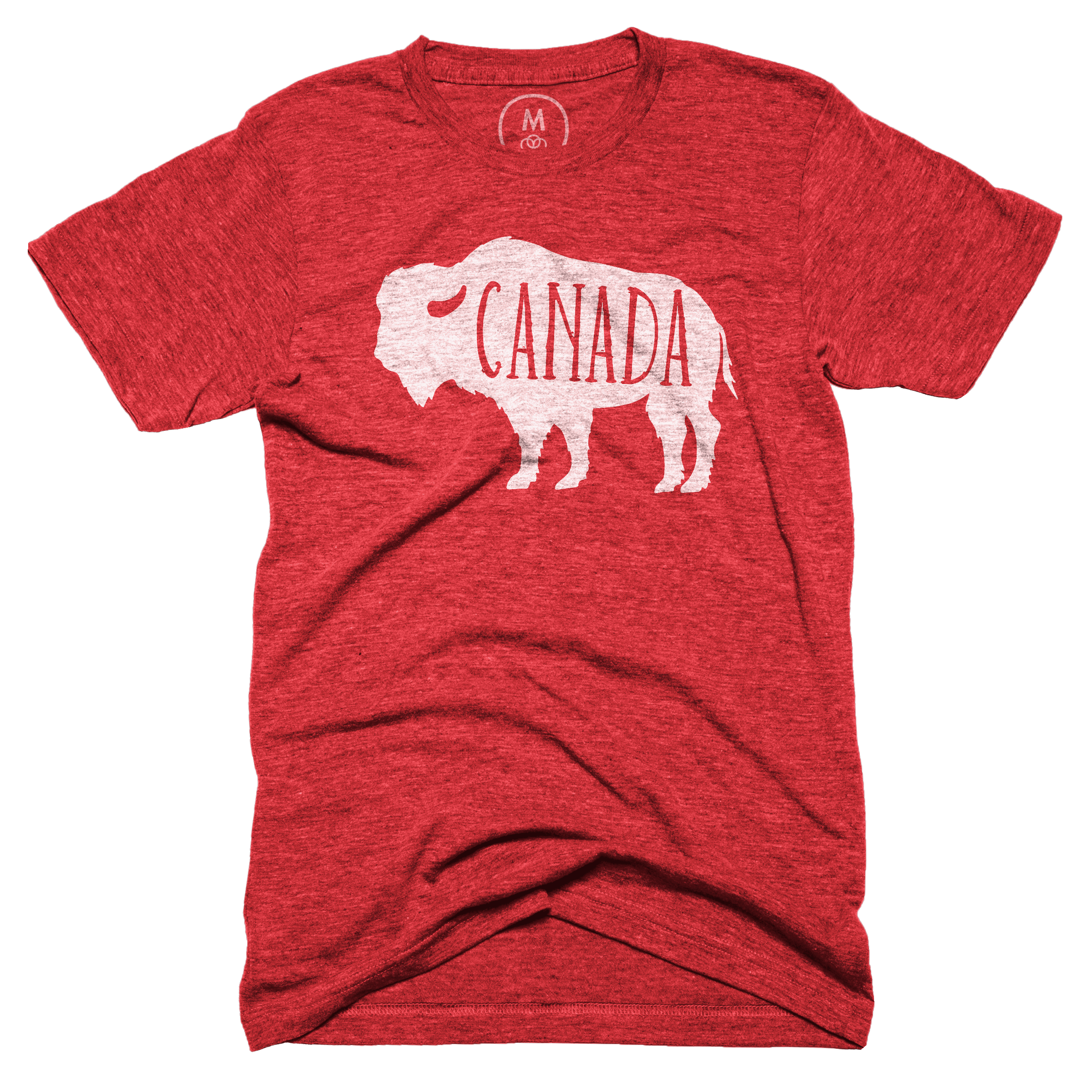 Canadian Bison Vintage Red (Men's)