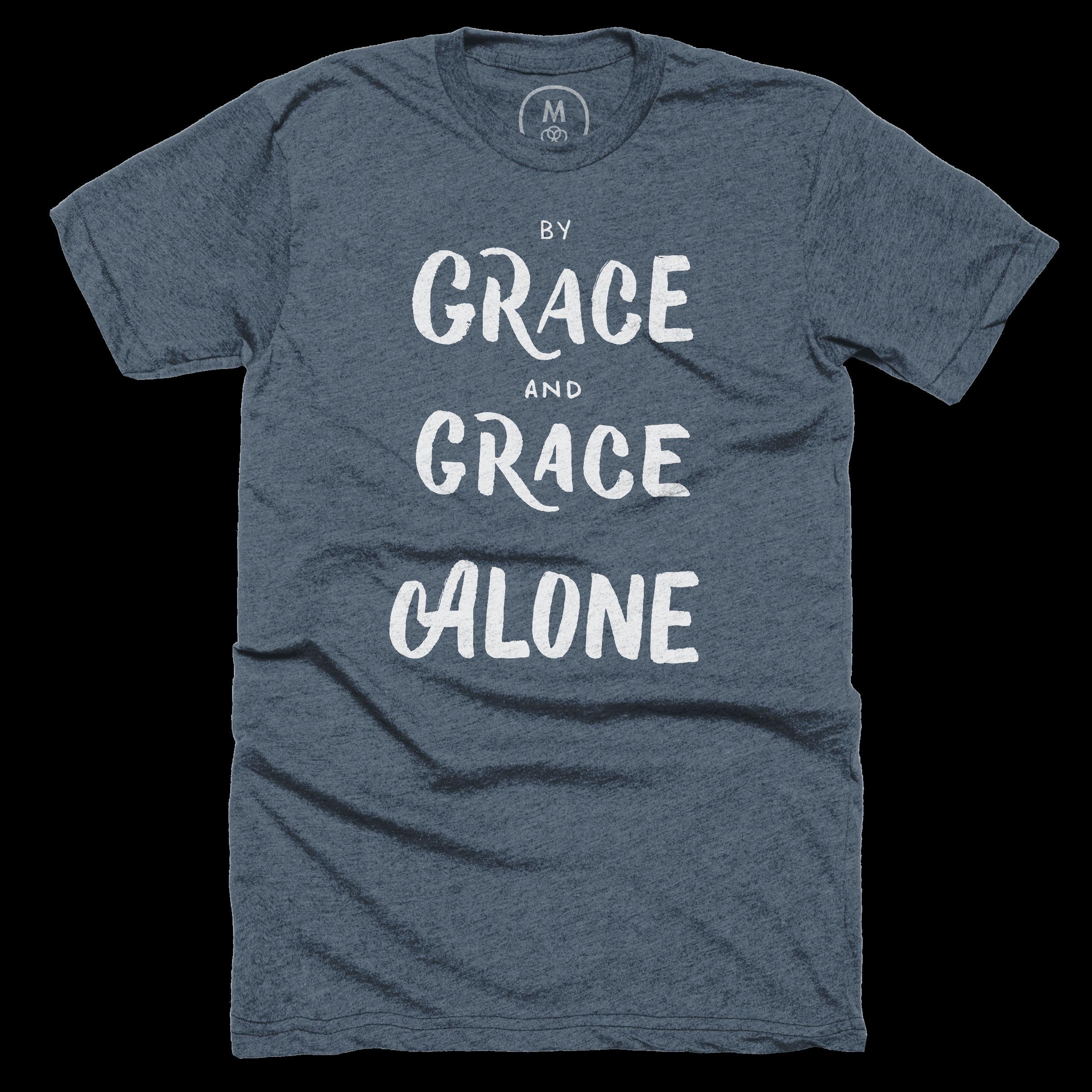 Grace and Grace Alone