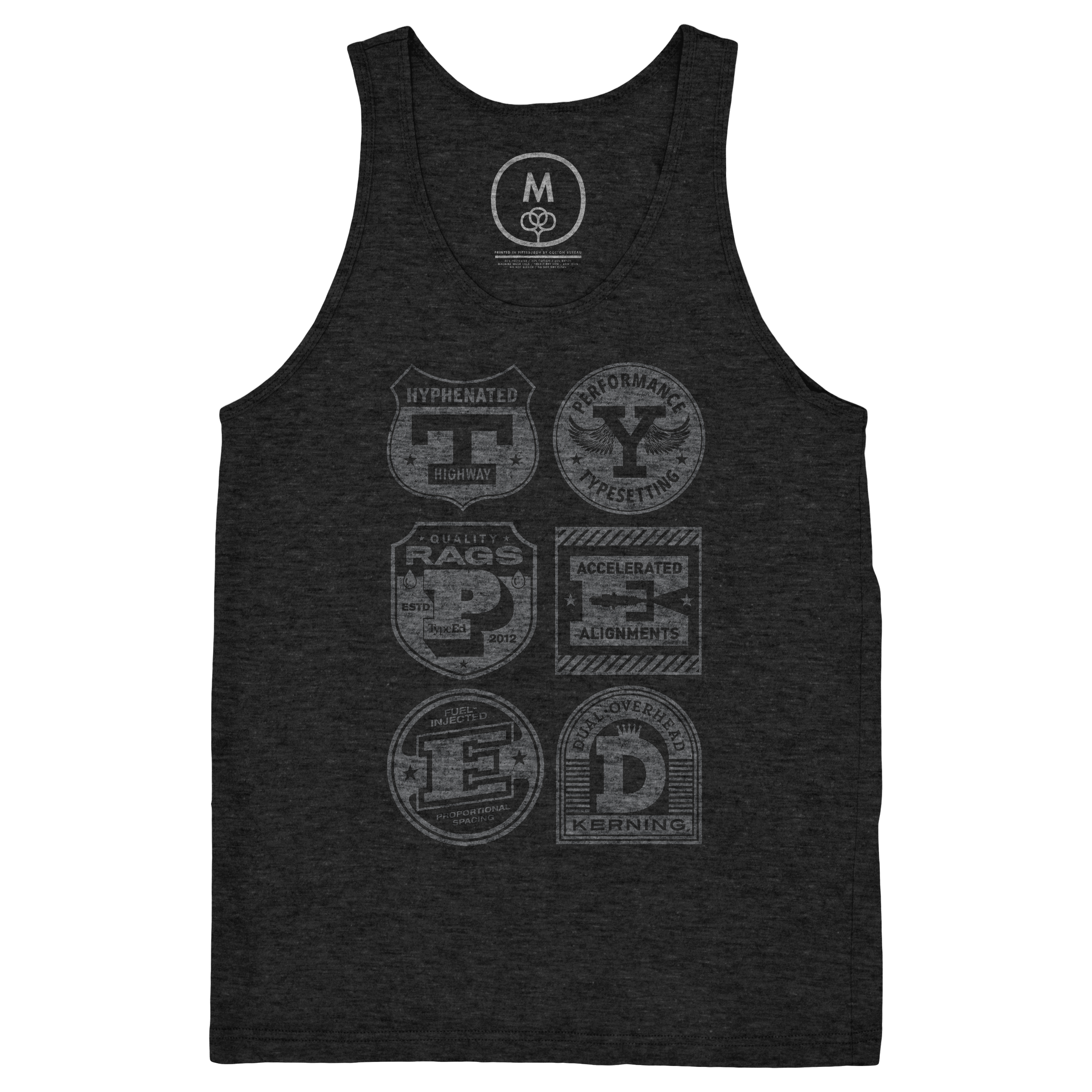 Turbocharged Type Tank Top