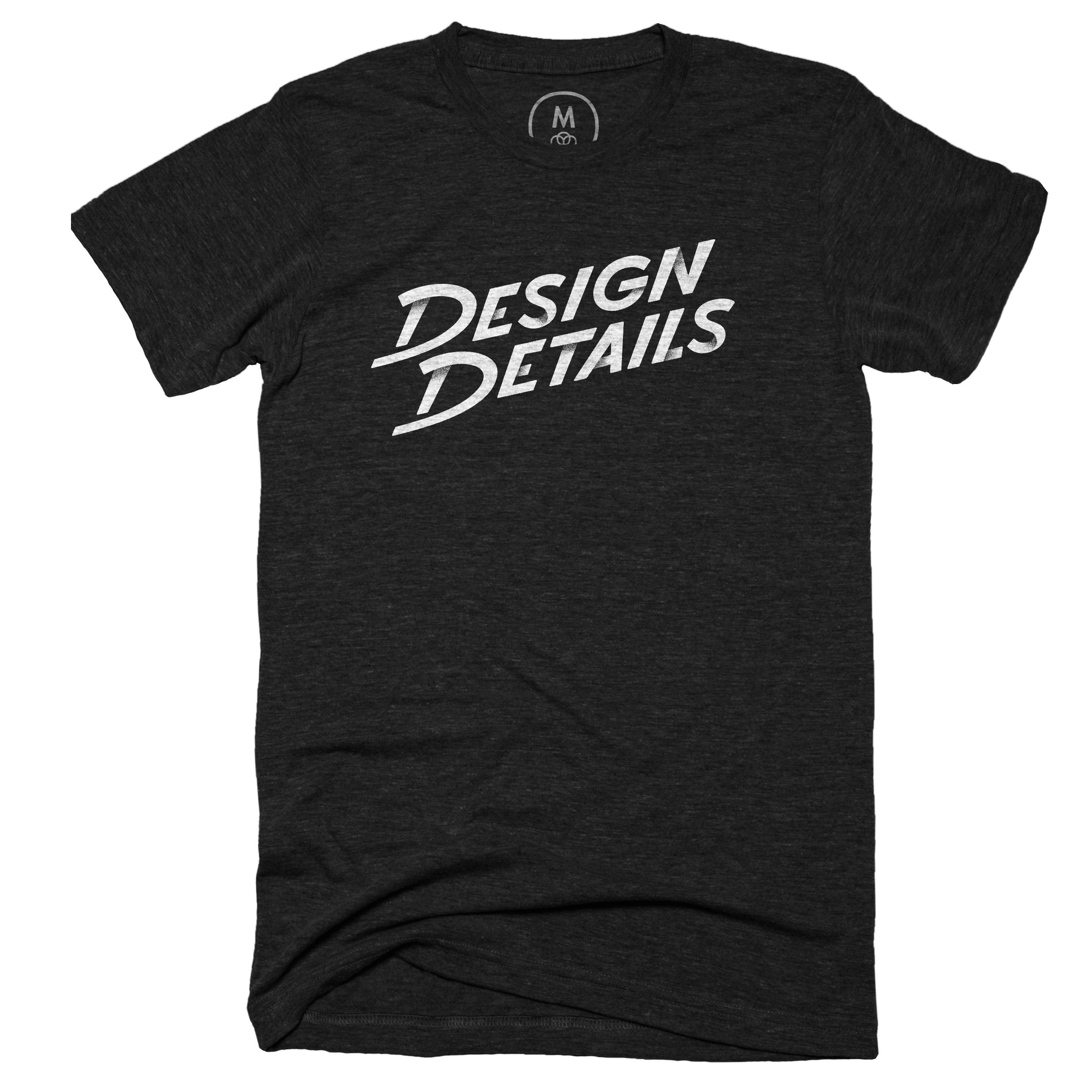 Design Tee-Tails Vintage Black (Men's)