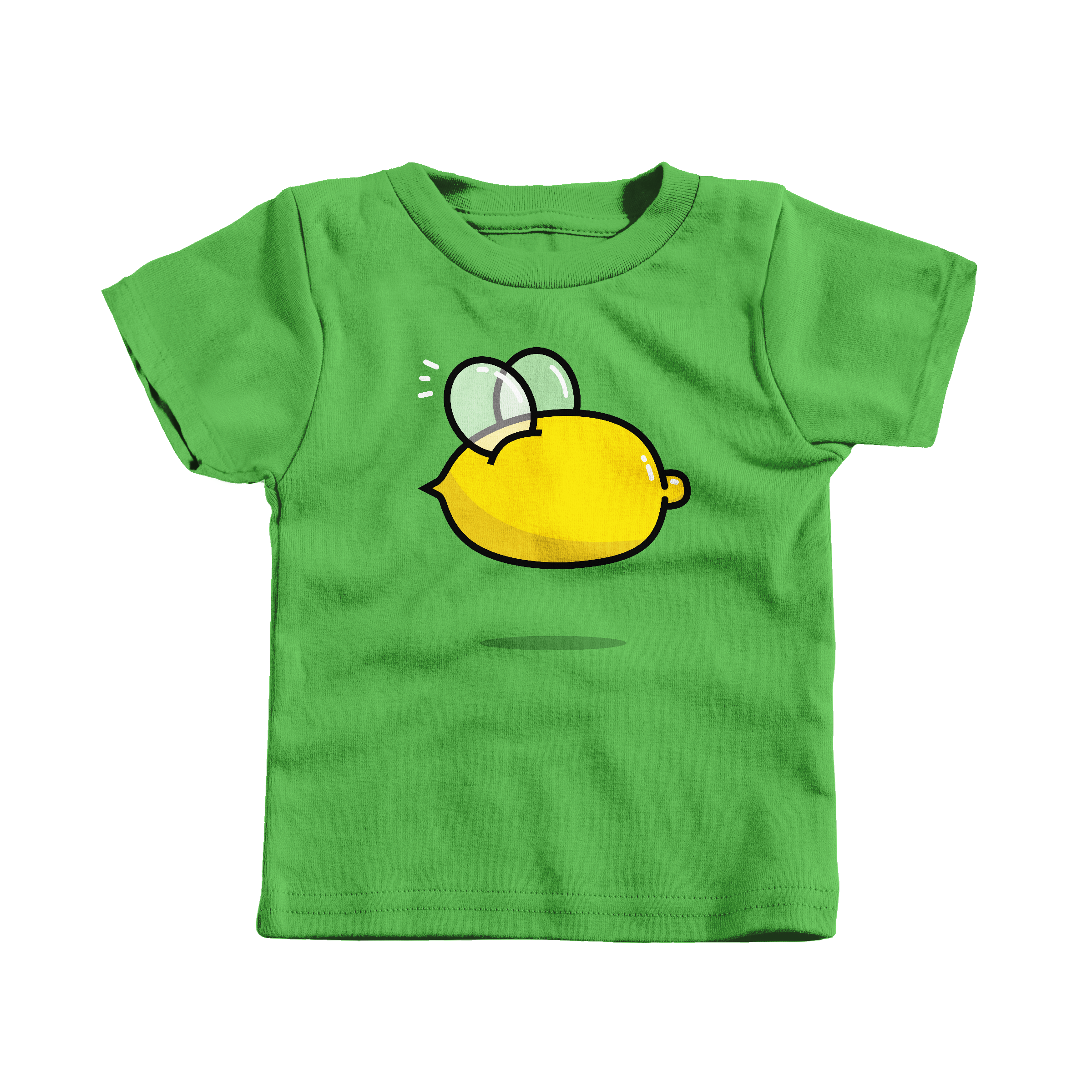Lemon Bee Apple (T-Shirt)