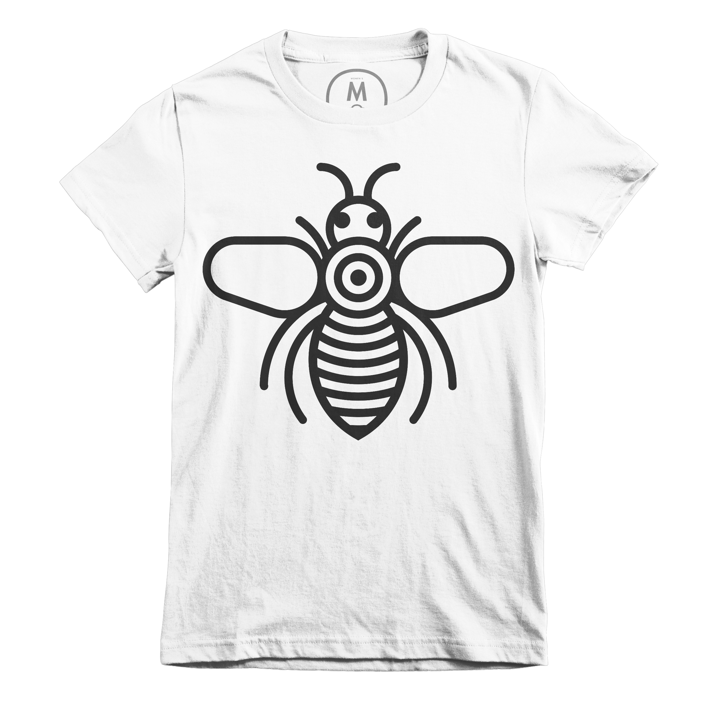 Worker Bee White (Women's)